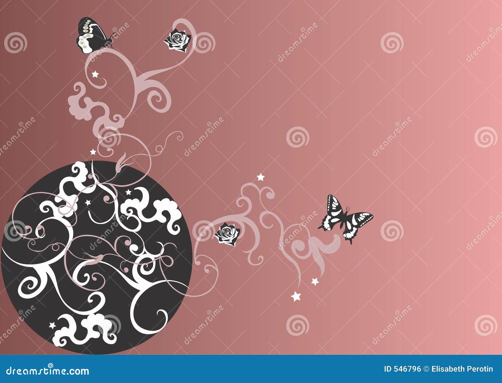 Download 背景 库存例证. 插画 包括有 夹子, 抽象, 蝴蝶, 图象, 例证, 粉红色, 模式, 艺术性, 艺术, 设计 - 546796