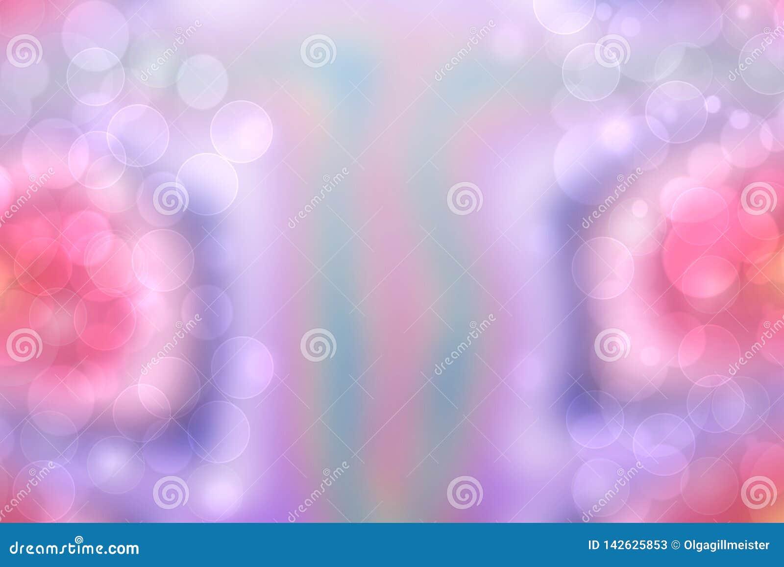 背景illustratin彩虹无缝的诉讼很好导航墙纸 与defocused bokeh光的摘要新生动的五颜六色的幻想彩虹背景纹理 美好的光