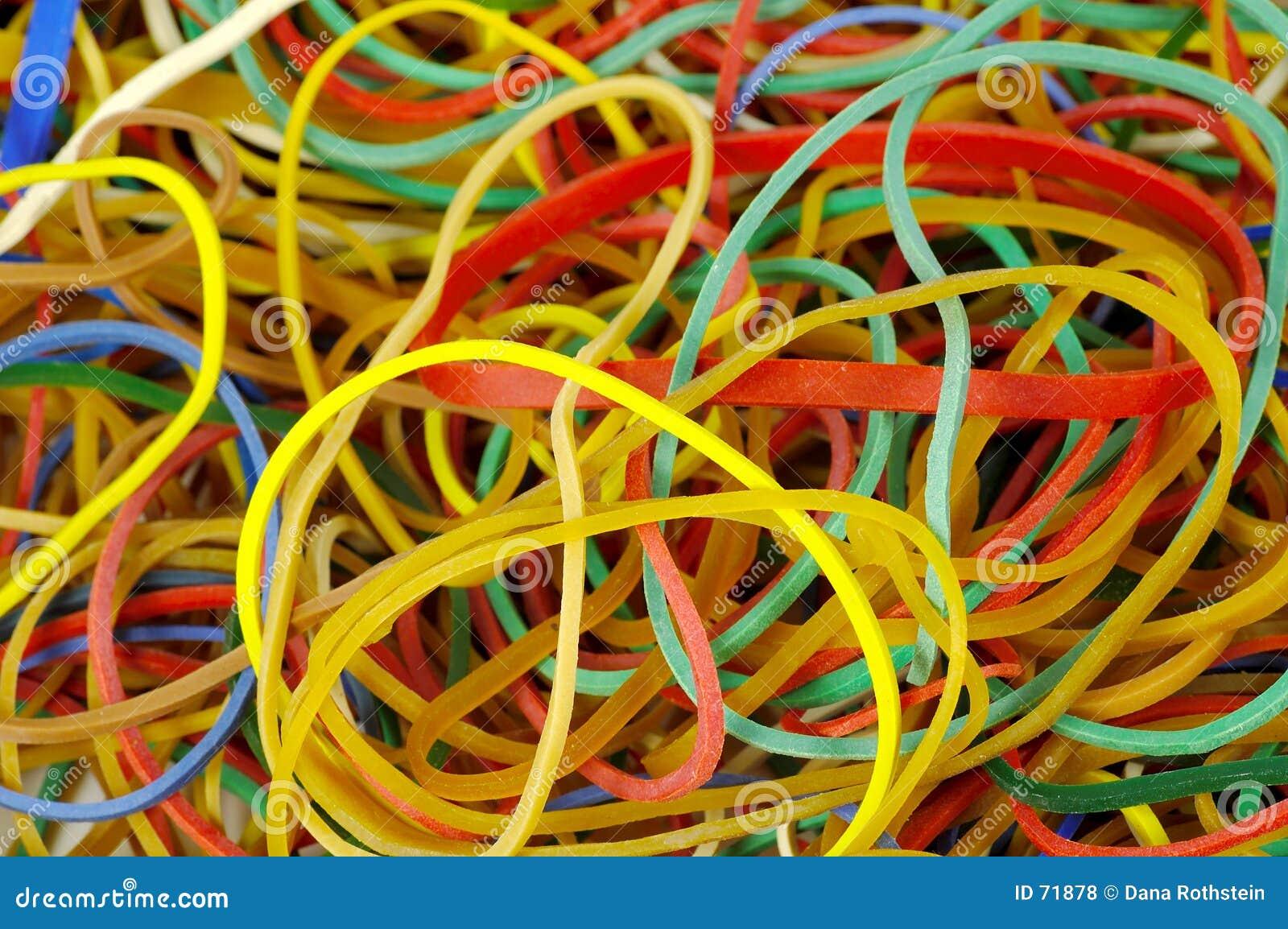 背景rubberband