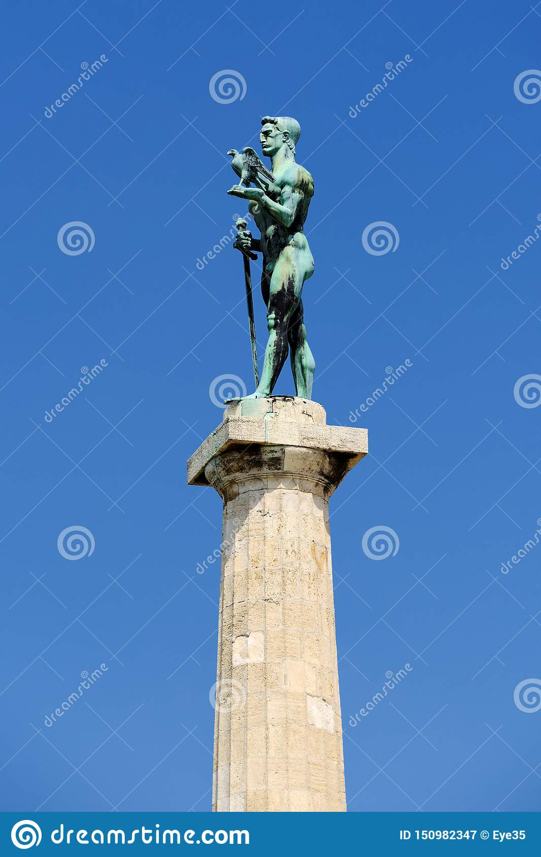 胜者纪念碑,Pobednik,贝尔格莱德,塞尔维亚