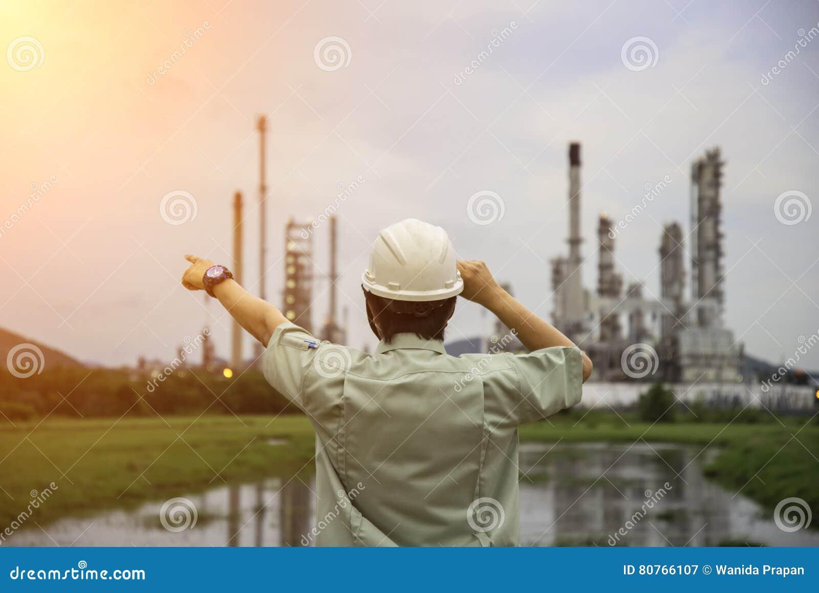 能源厂的手工作者