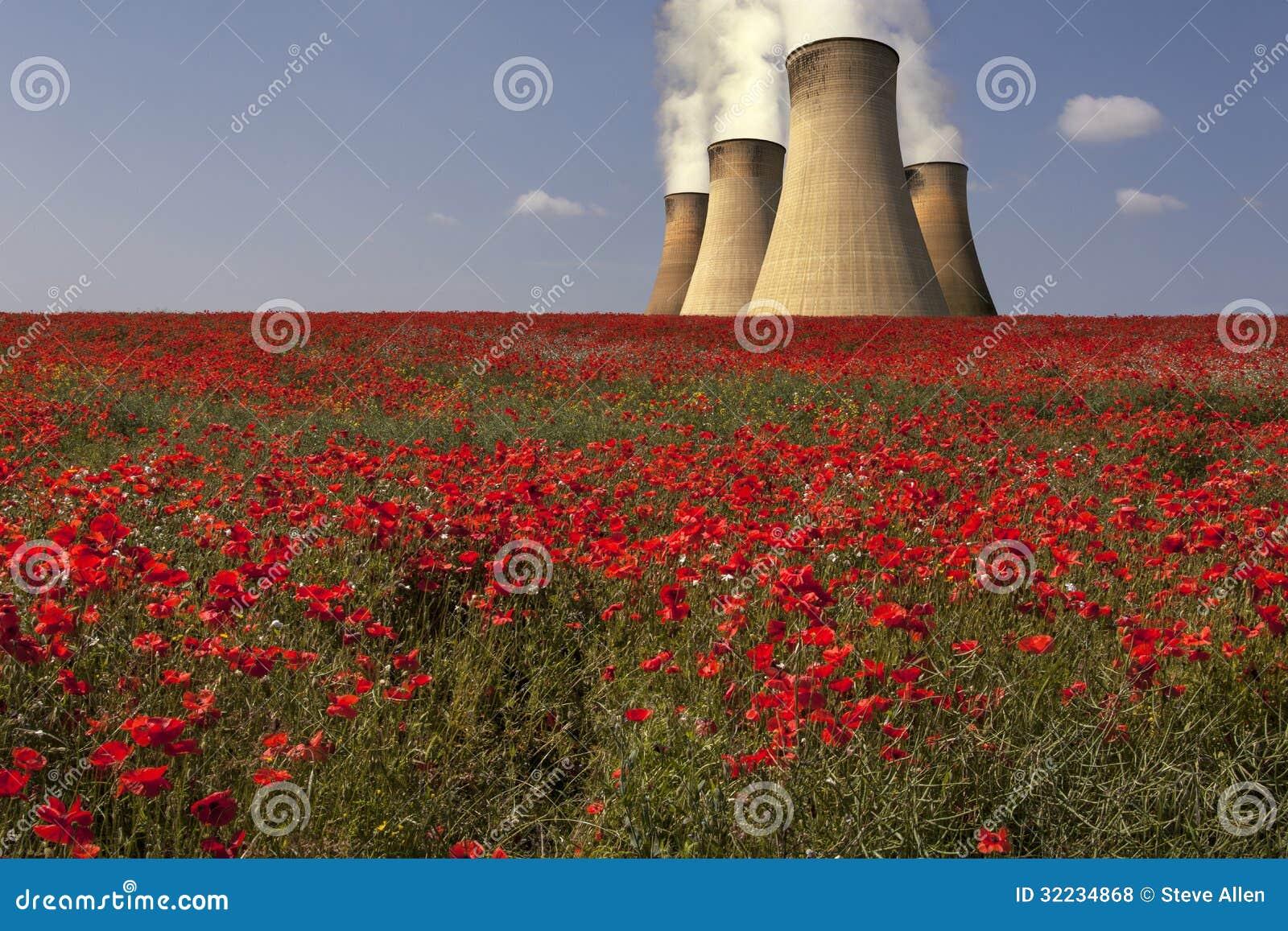 能源厂-林肯郡-英国