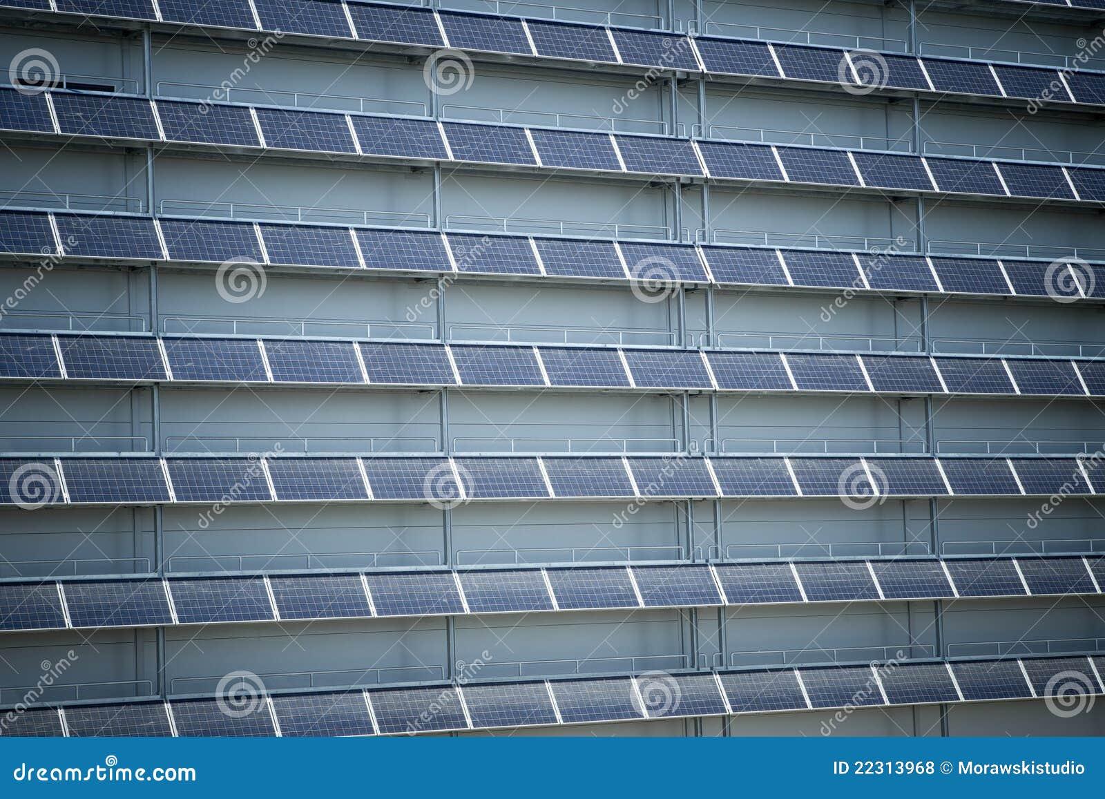 能源镶板可延续太阳