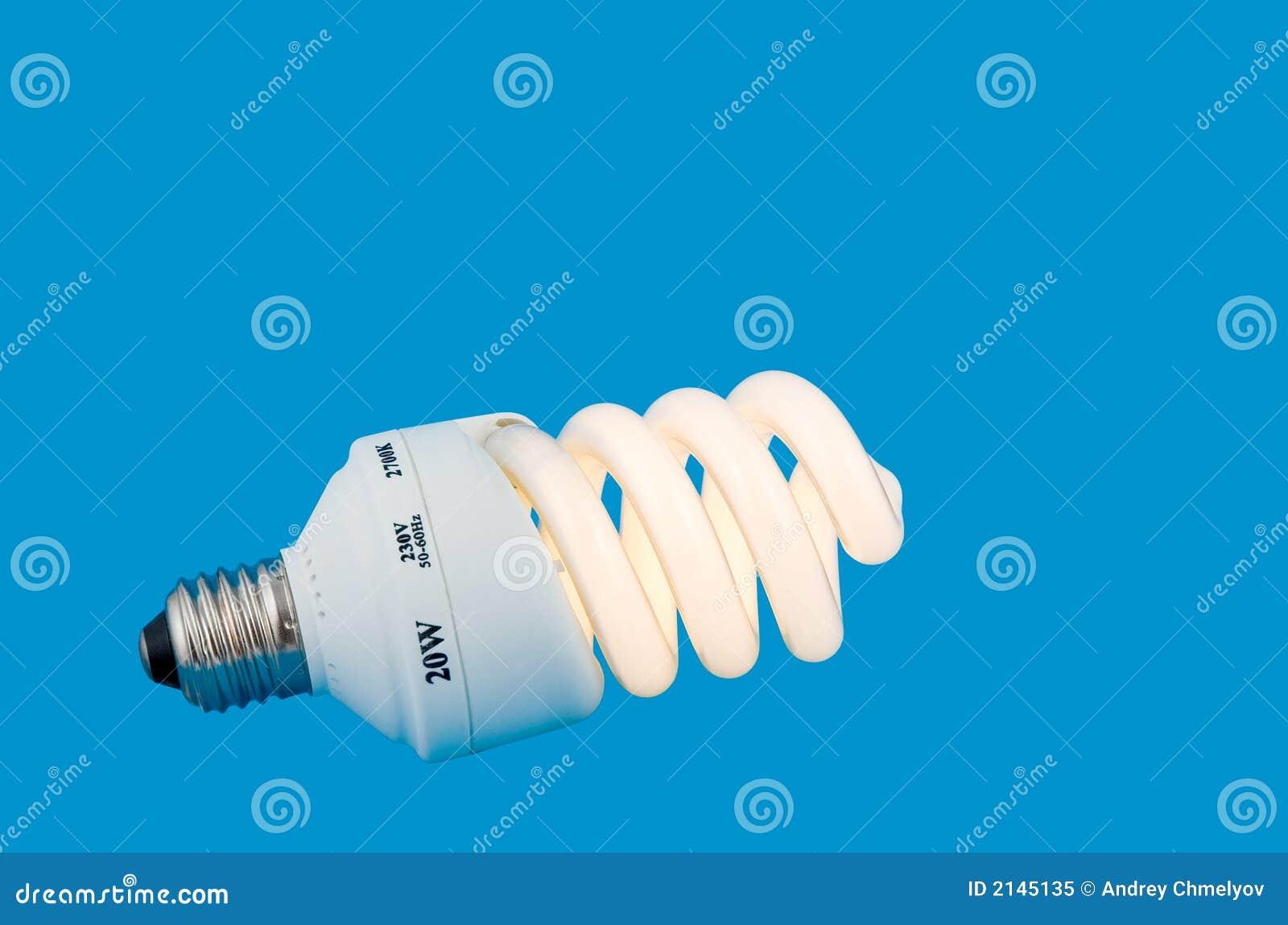 能源闪亮指示明亮节省额