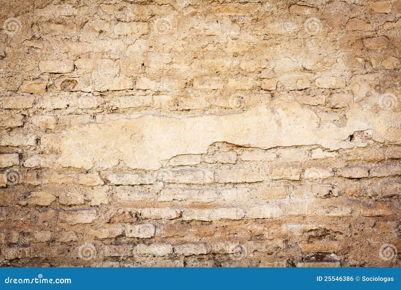脏的街道墙壁