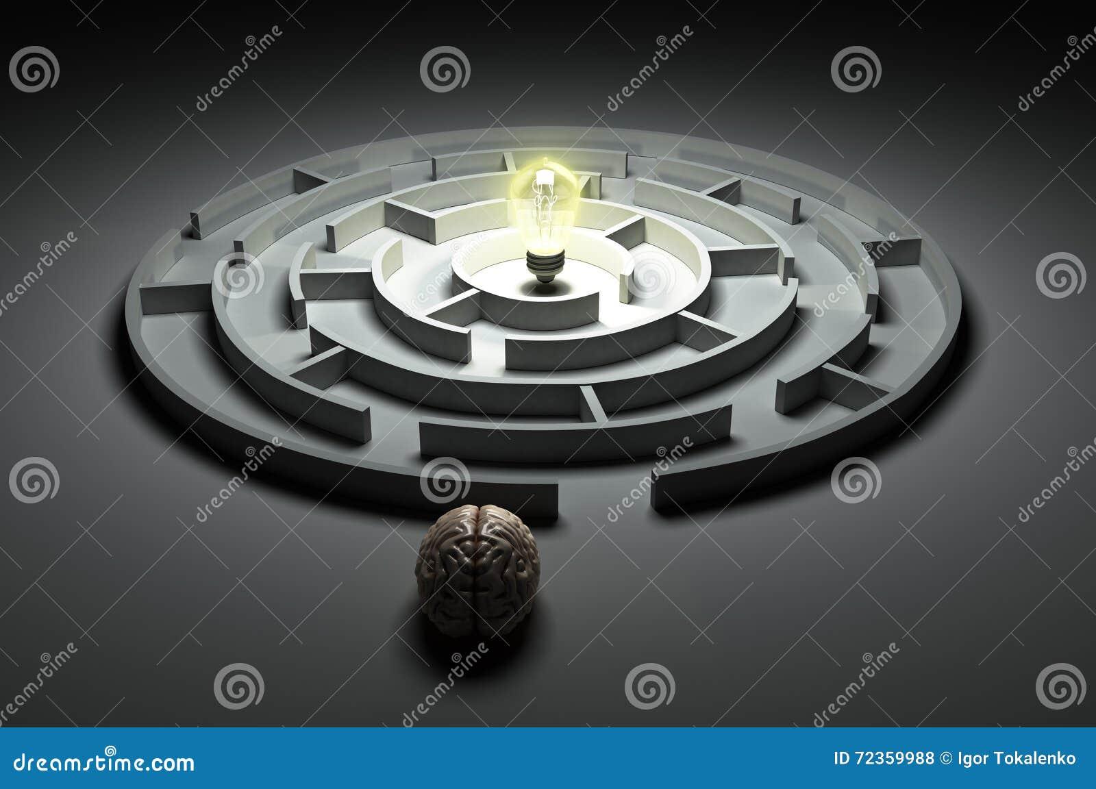 脑子概念是查寻的想法在r的入口