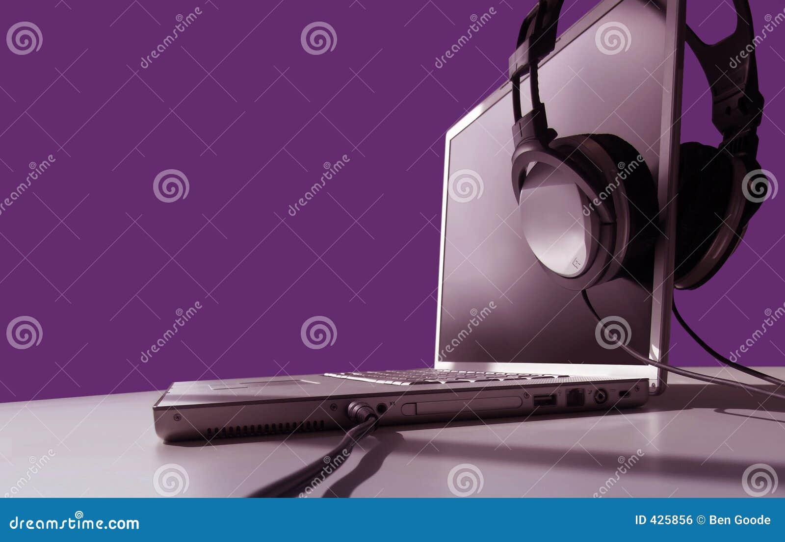 膝上型计算机听