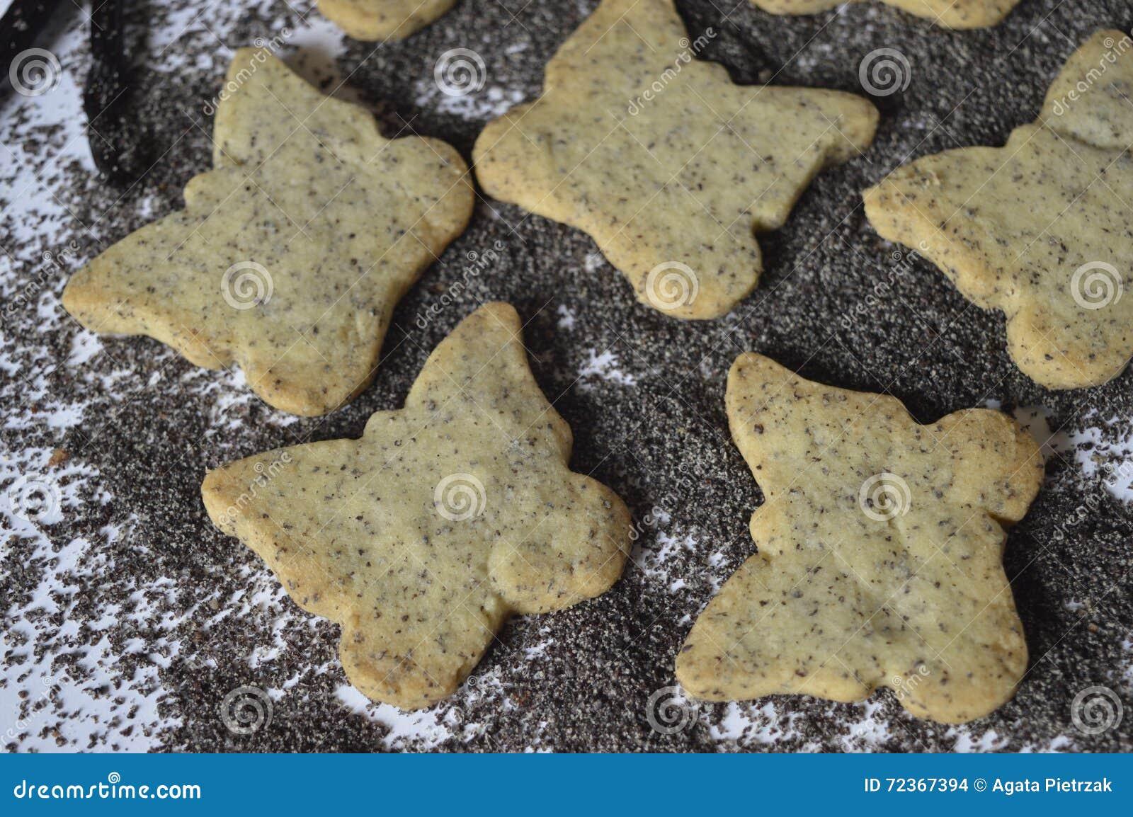 自创鸦片曲奇饼