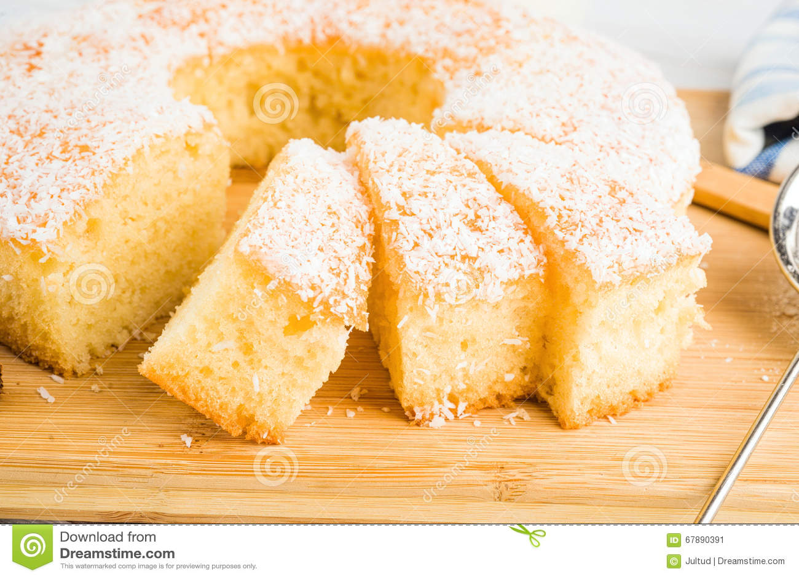 自创bundt蛋糕