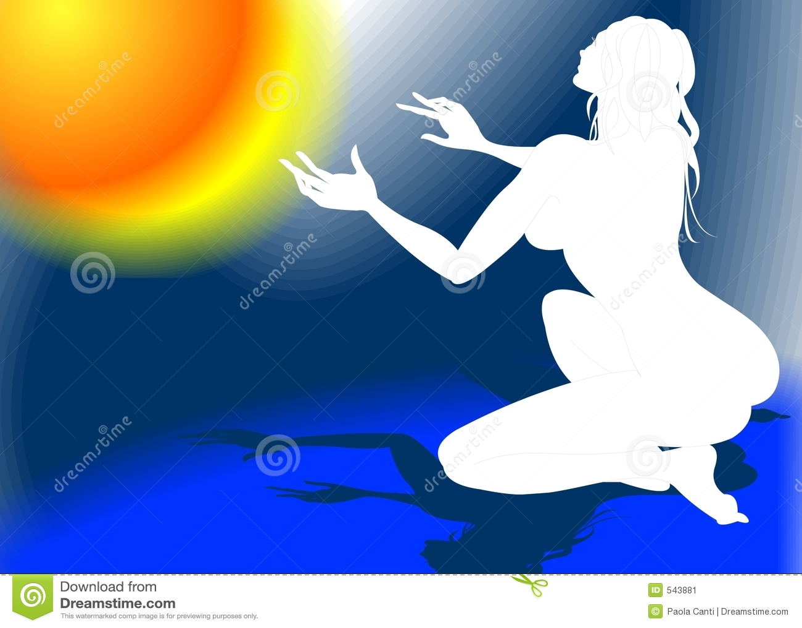 Download 自然祈祷的妇女 库存例证. 插画 包括有 硼硅酸盐, 胡言乱语的, 创建, 传单, 信念, 宝瓶星座, 集中 - 543881