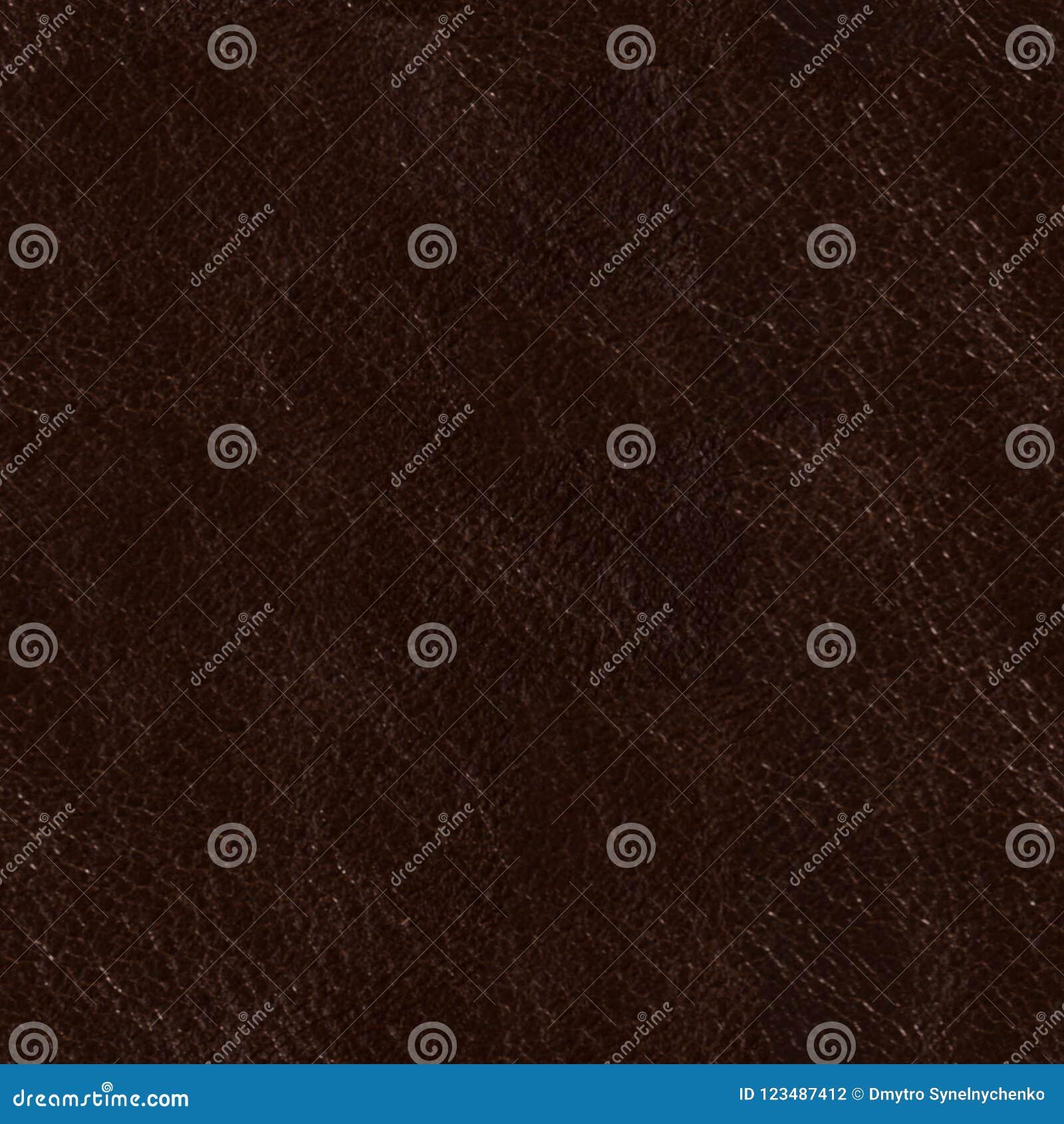 自然褐色_自然黑褐色难看的东西皮革纹理 无缝的方形的ba 库存照片. 图片 ...