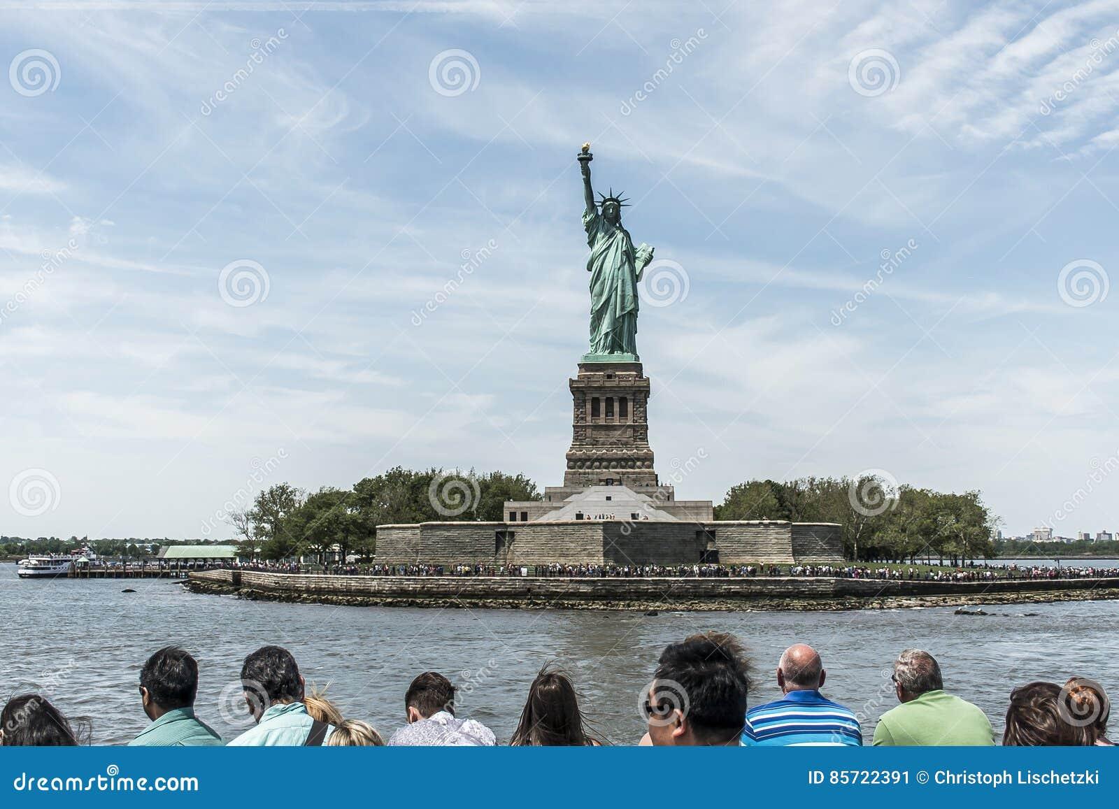 自由女神像纽约地平线纪念碑
