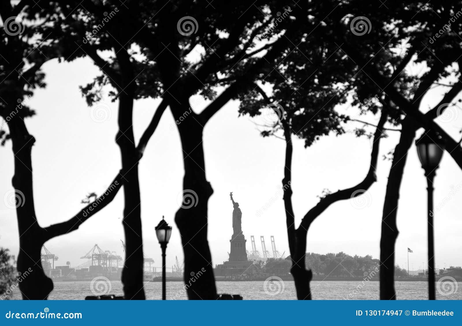 自由女神像,纽约,美国