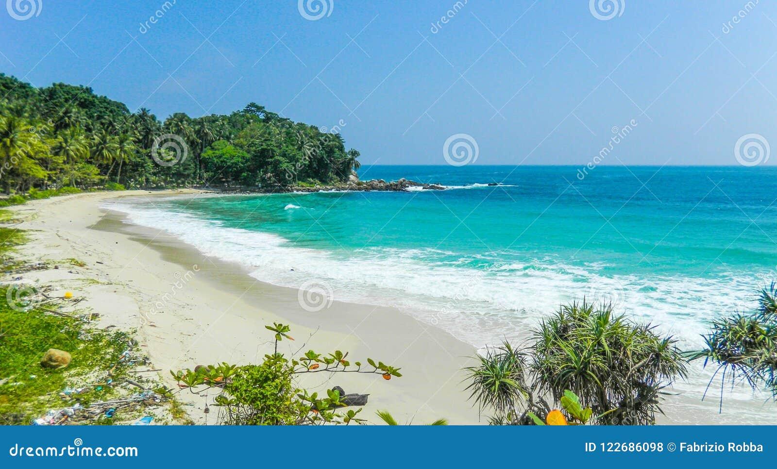 自由海滩,普吉岛,泰国