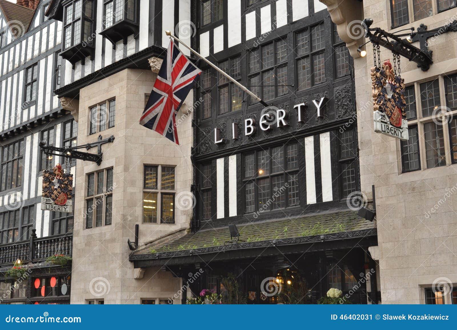 自由百货商店伦敦