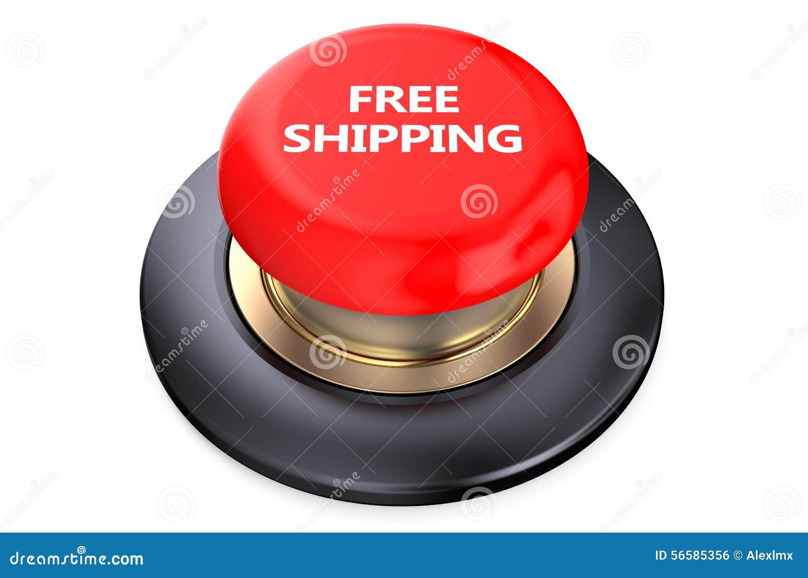 自由运输红色按钮