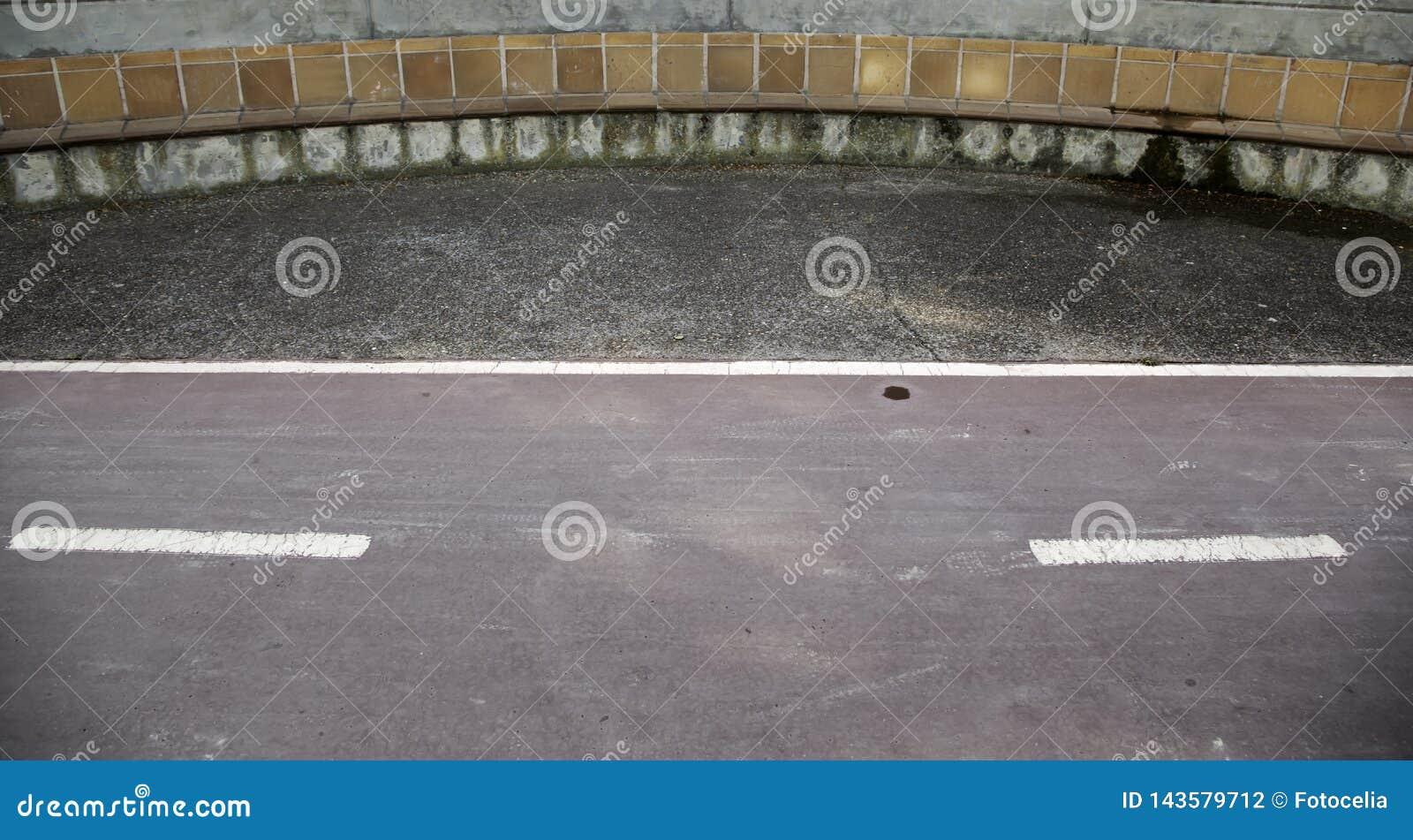 自行车停车处标志