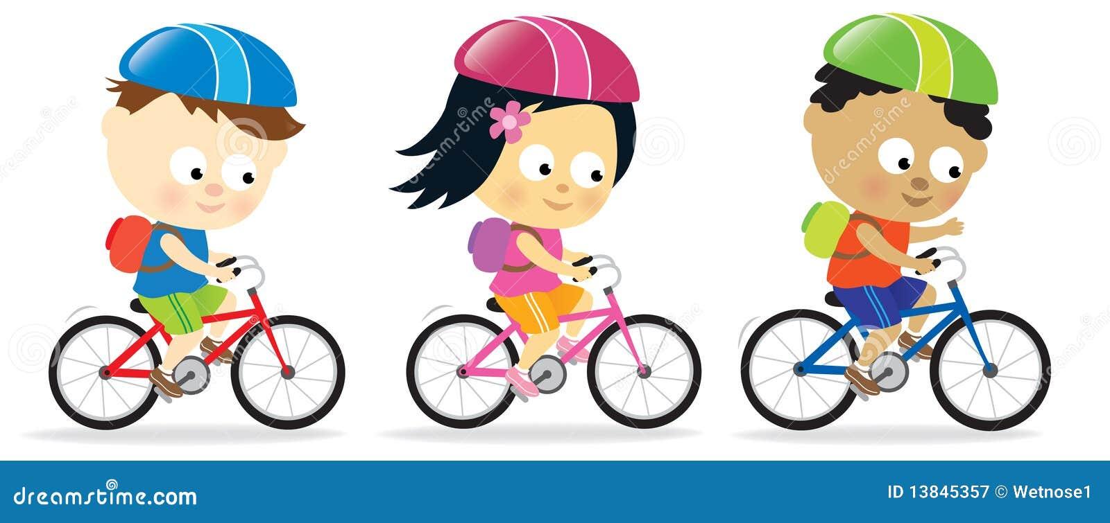 自行车孩子乘坐
