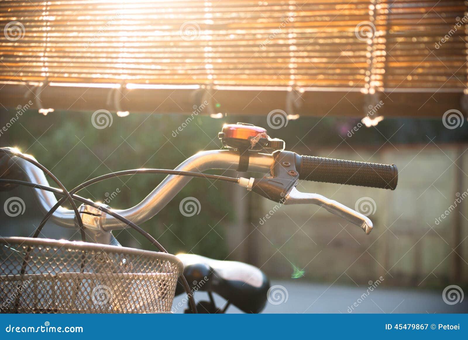 自行车把柄酒吧夹子