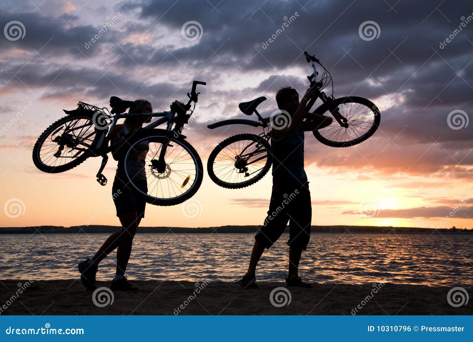 自行车运载