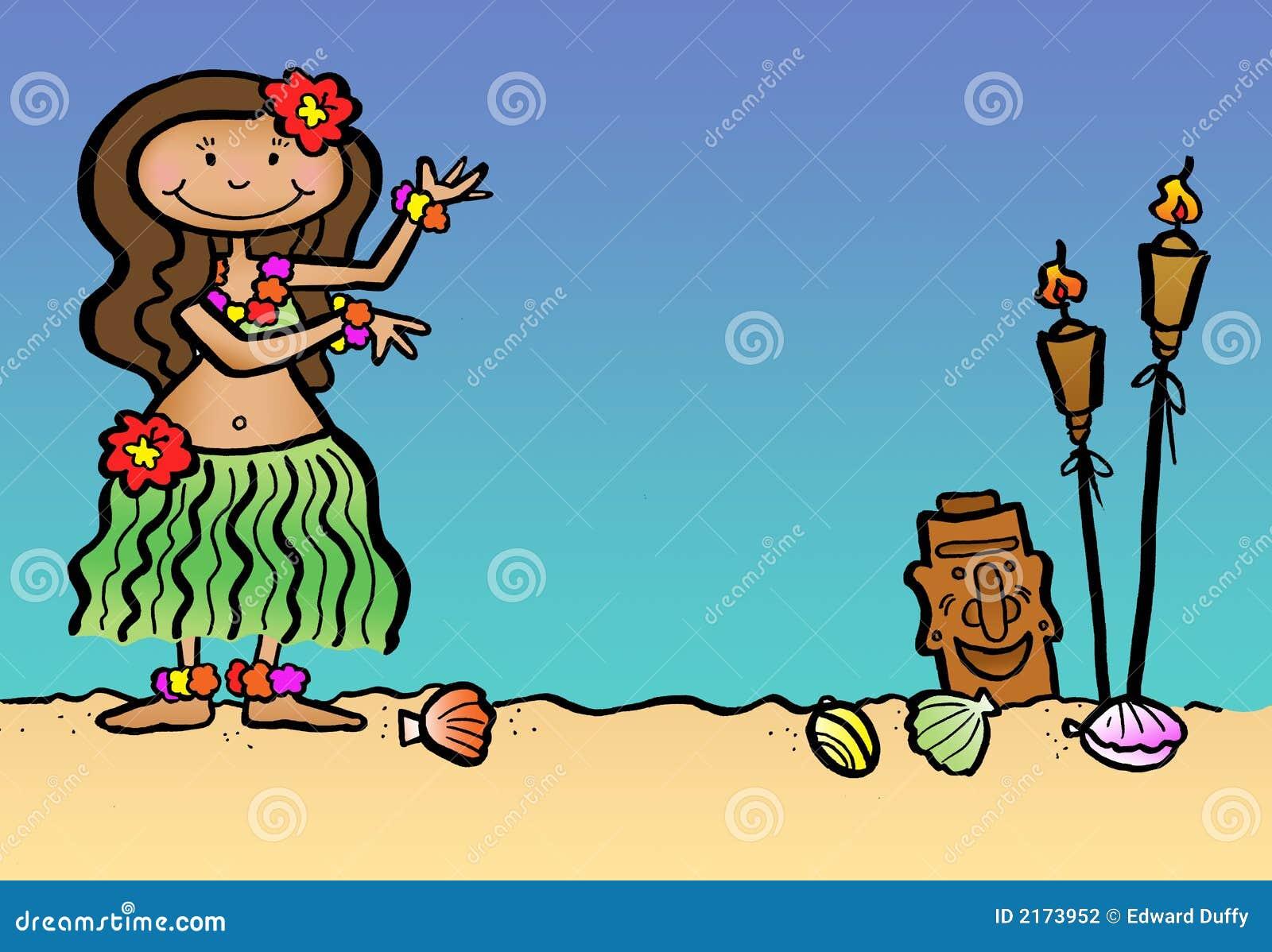 舞蹈演员hula