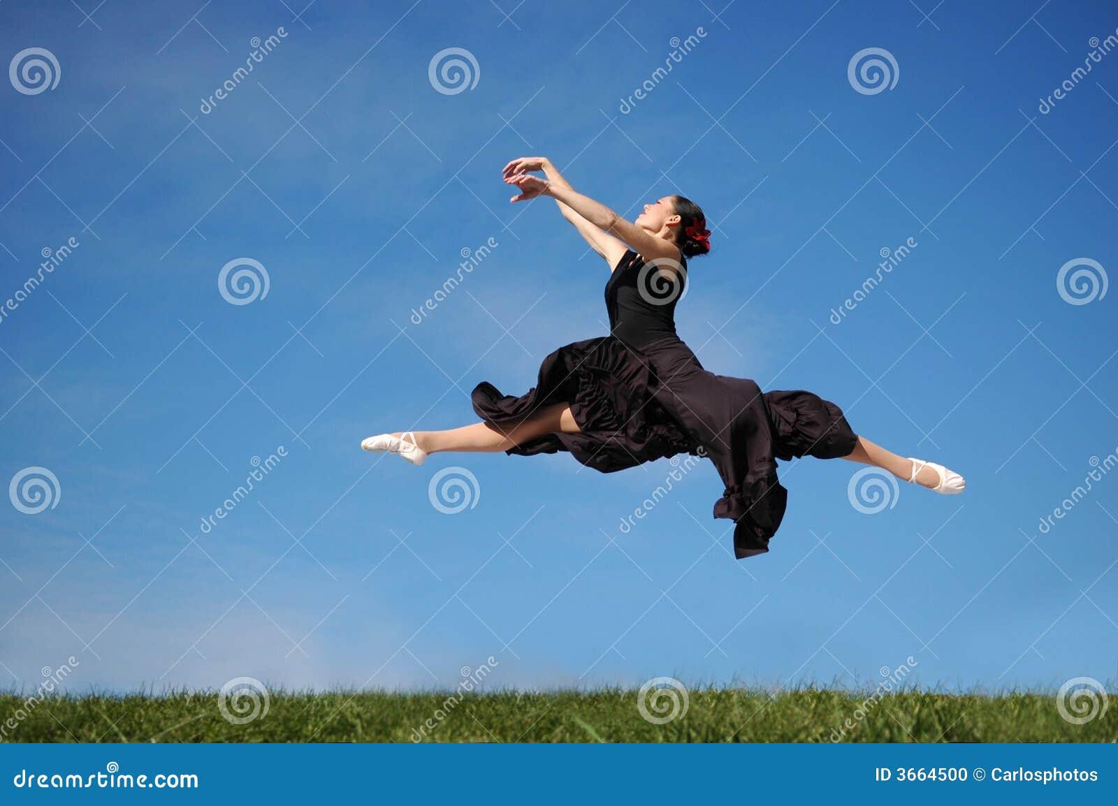 舞蹈演员jumpimp
