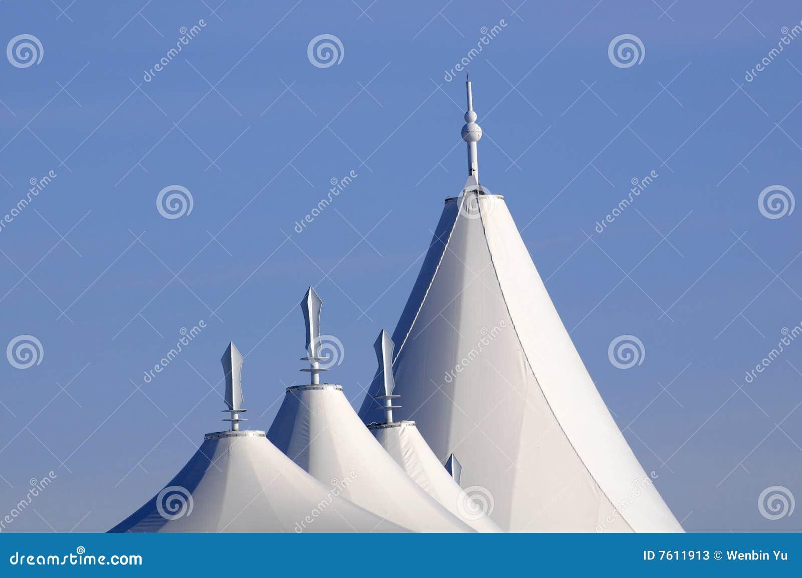 航空开放屋顶体育场