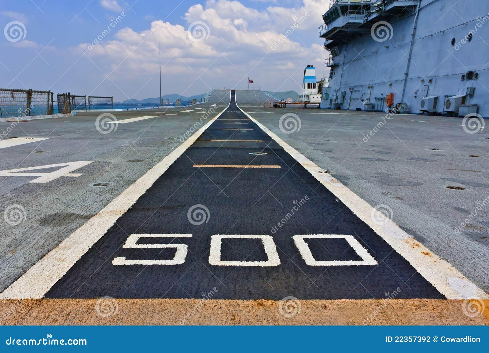 航空母舰跑道