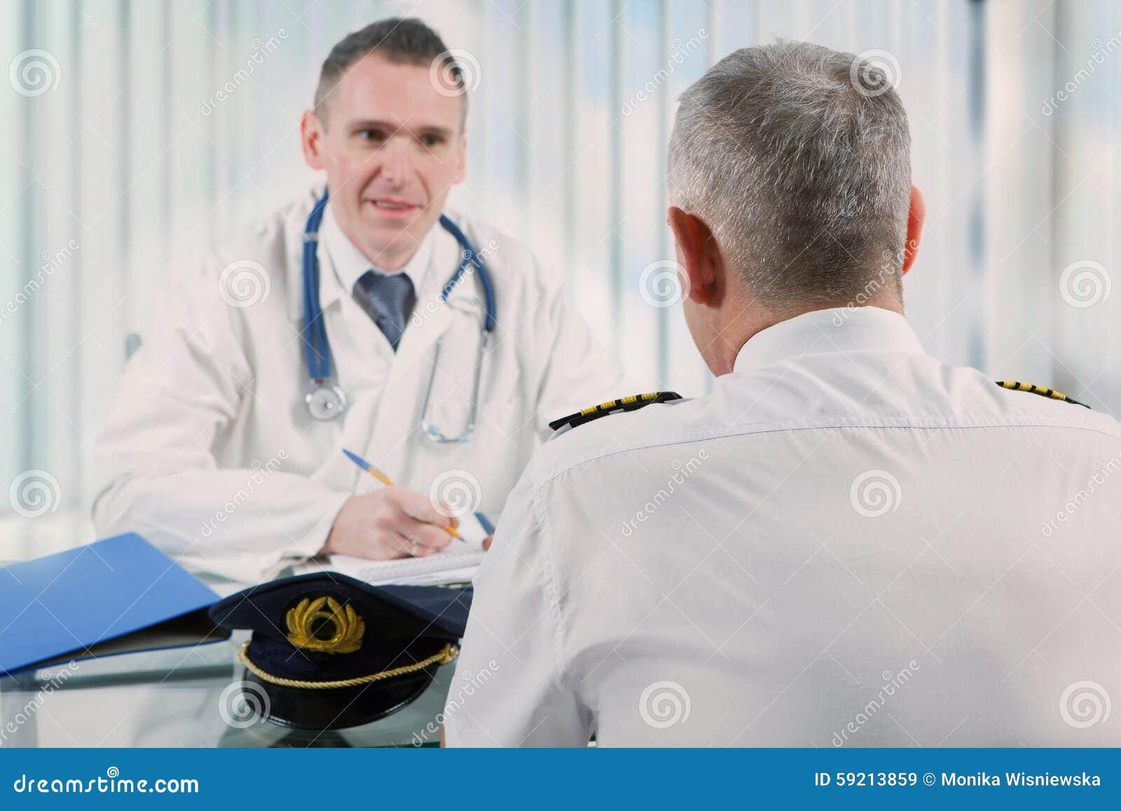 航空医学检查