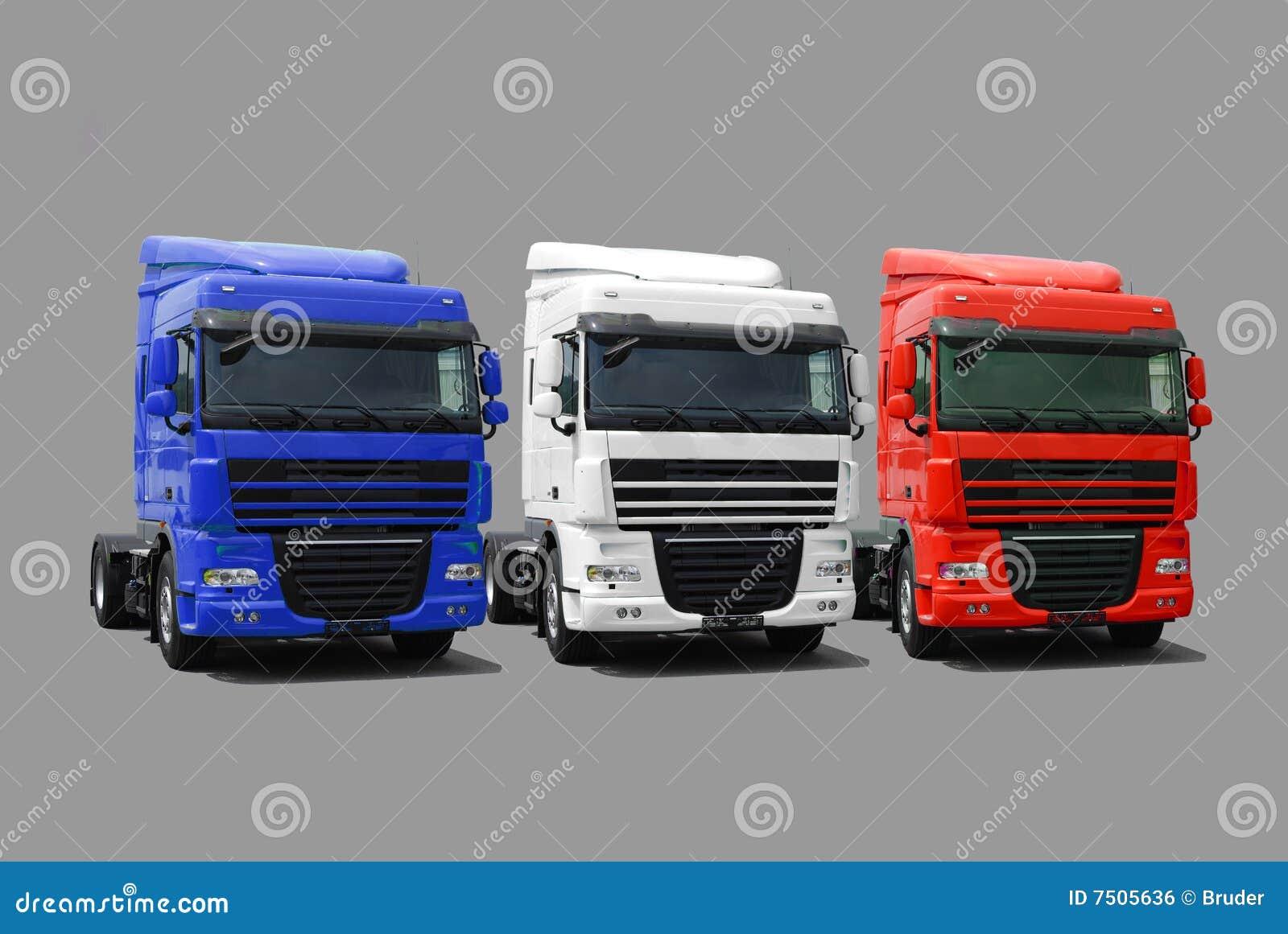 舰队s卡车