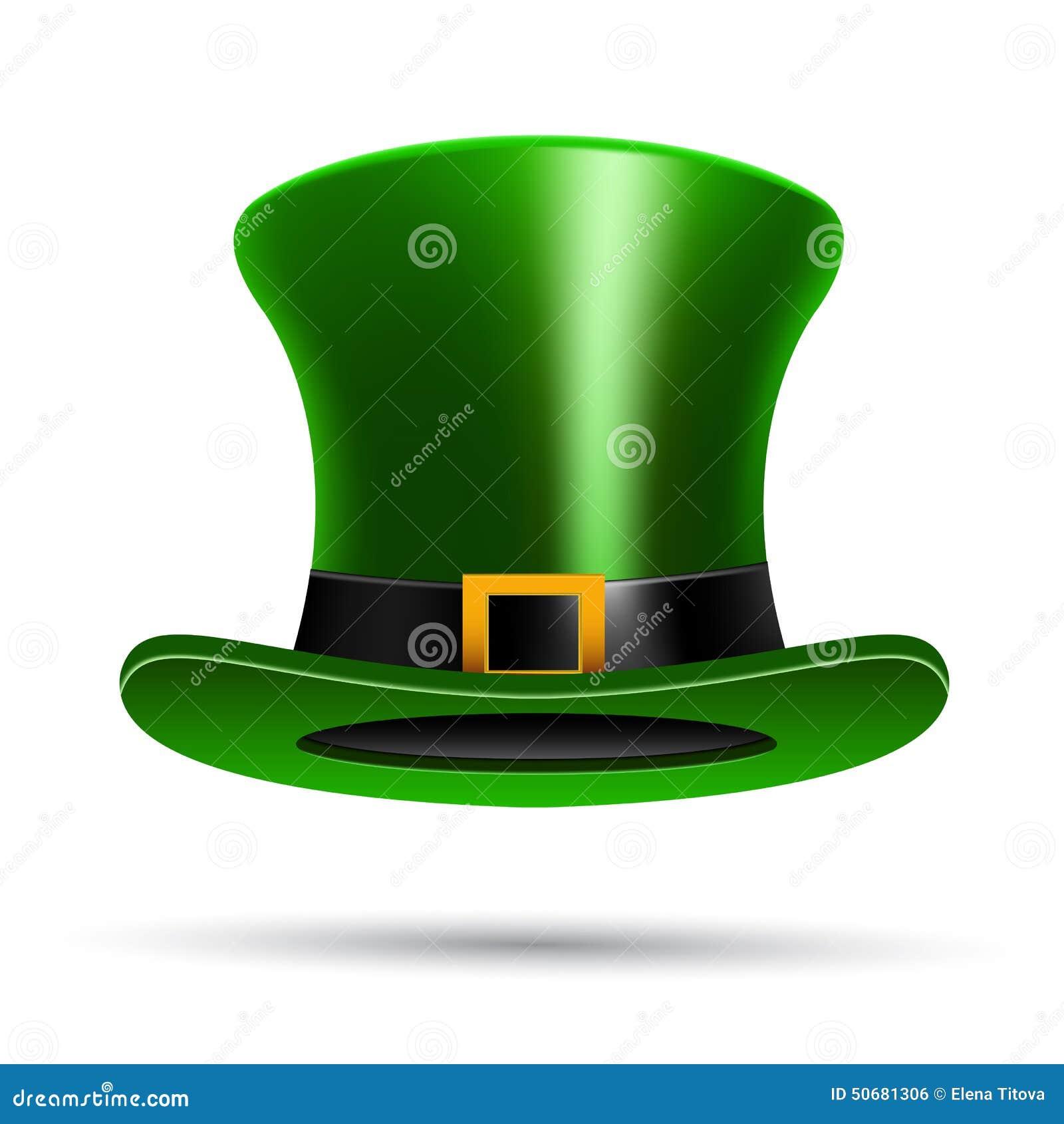 Download 绿色圣帕特里克的天帽子 向量例证. 插画 包括有 欧洲, 金子, 民间传说, 伙计, 乐趣, 运气, 妖精 - 50681306
