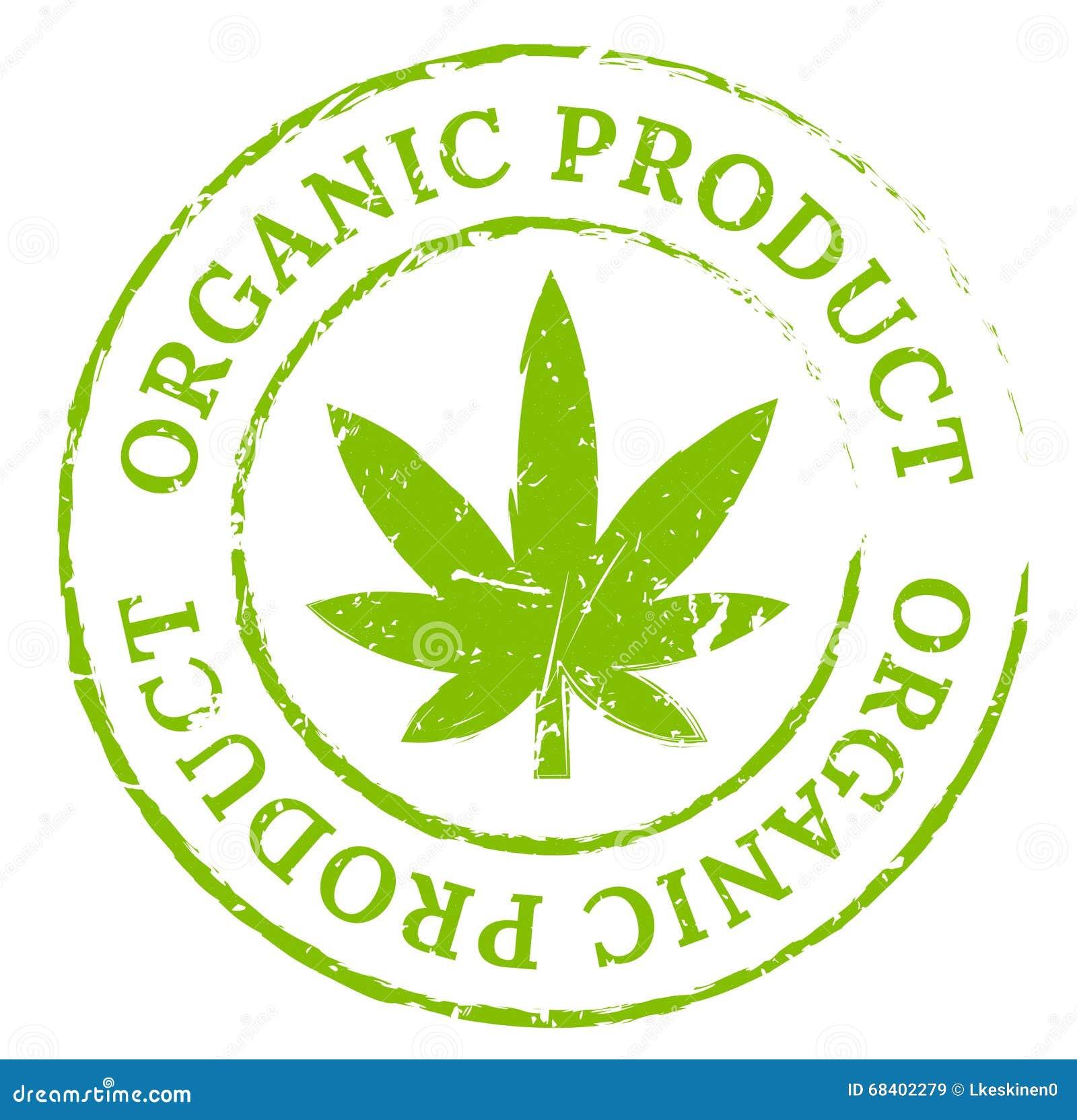 绿色有机大麻大麻邮票