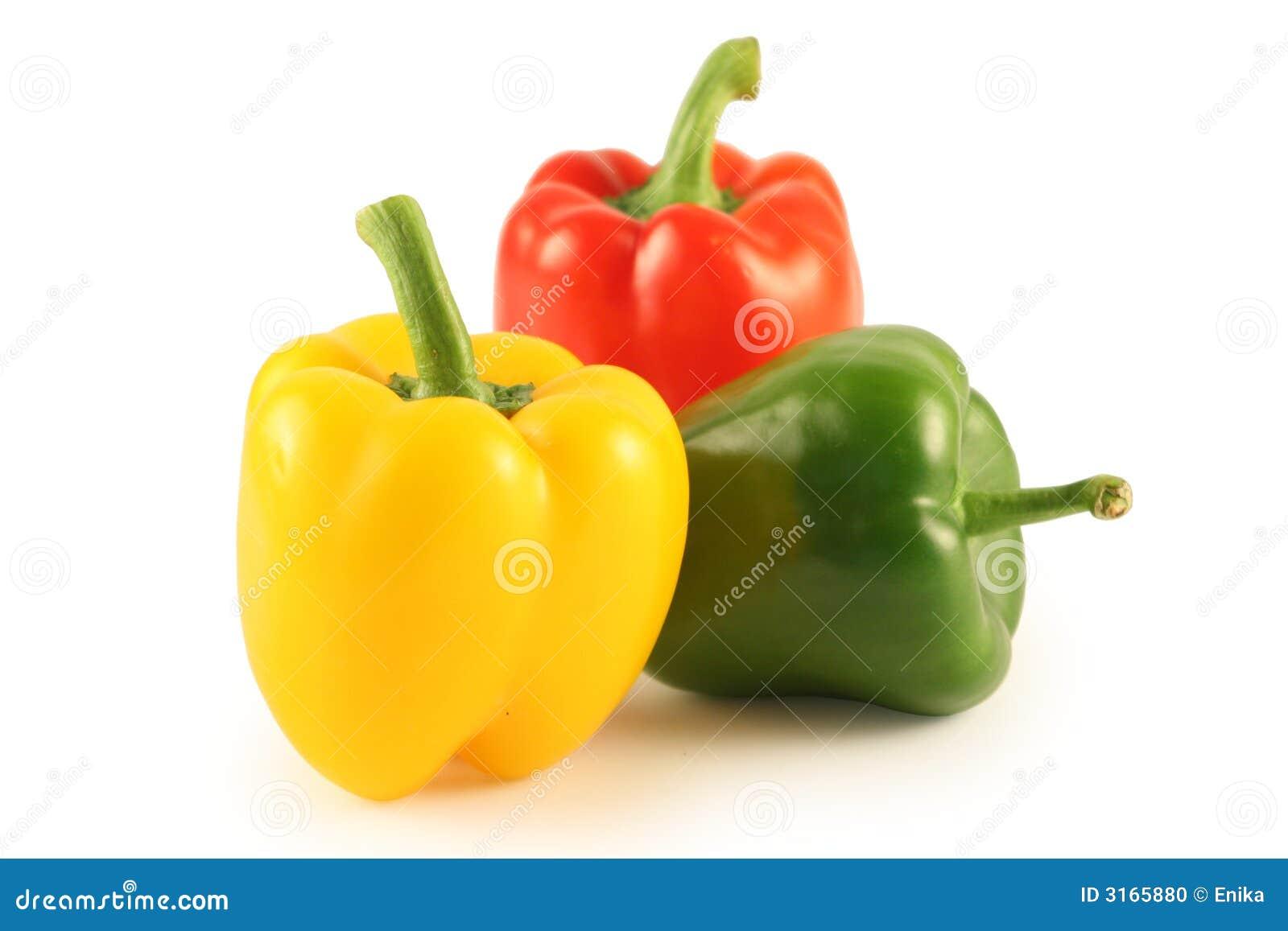 色的多胡椒三