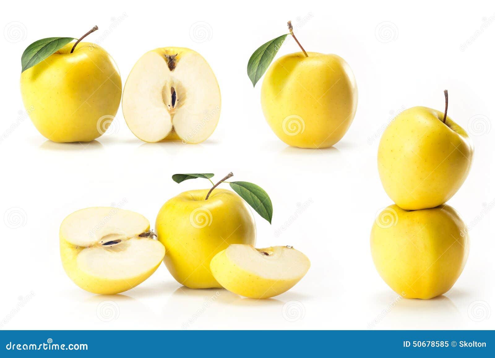 Download 黄色金黄苹果综合 库存图片. 图片 包括有 自由, 营养素, 金黄, 水多, 健康, 蜜饯, 食物, 新鲜 - 50678585