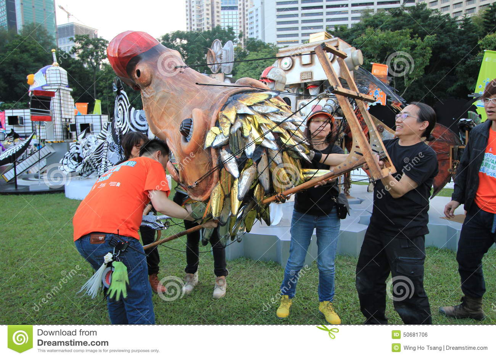 Download 艺术事件在公园狂欢节的在香港 编辑类照片. 图片 包括有 的treadled, 旅游业, 历史记录, 公园 - 50681706