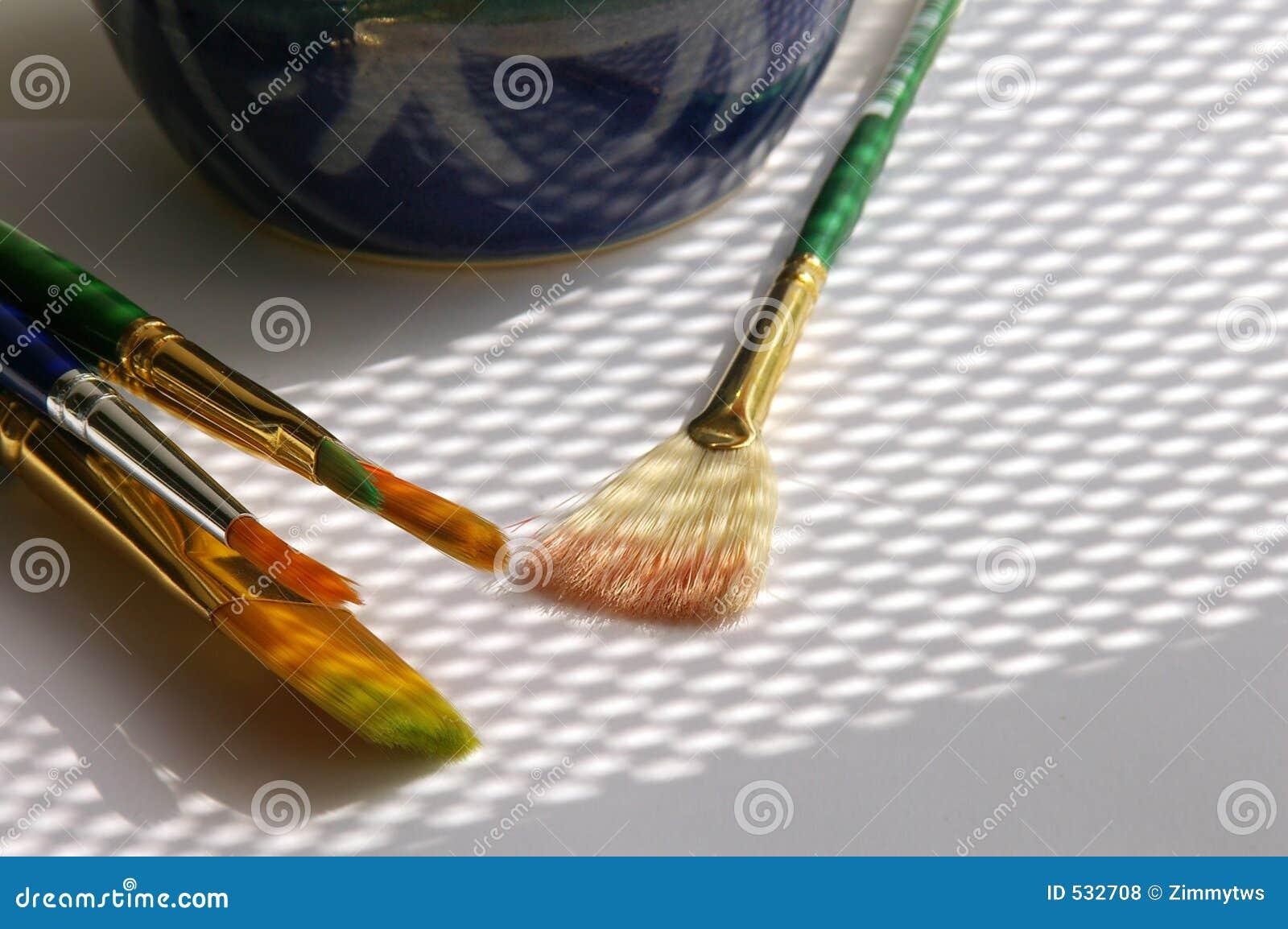 Download 艺术工作室 库存照片. 图片 包括有 beauvoir, brusher, 学校, 蓝色, 五颜六色, 模式 - 532708
