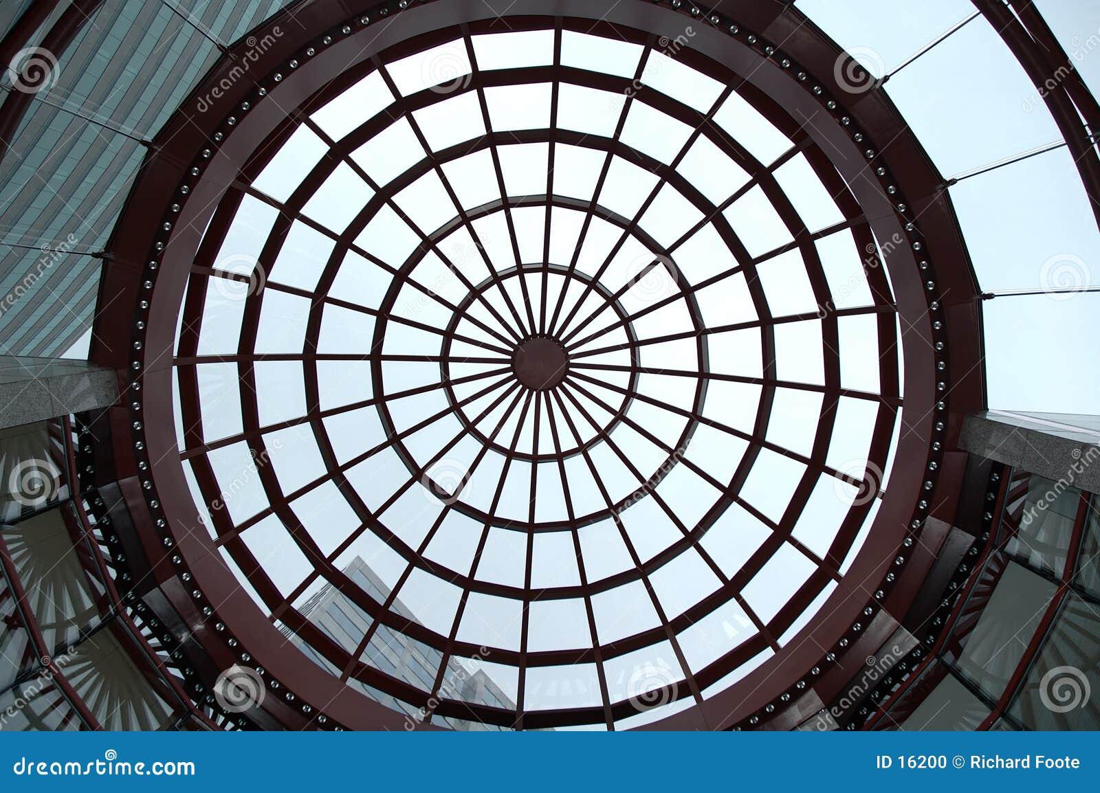 艺术性的屋顶