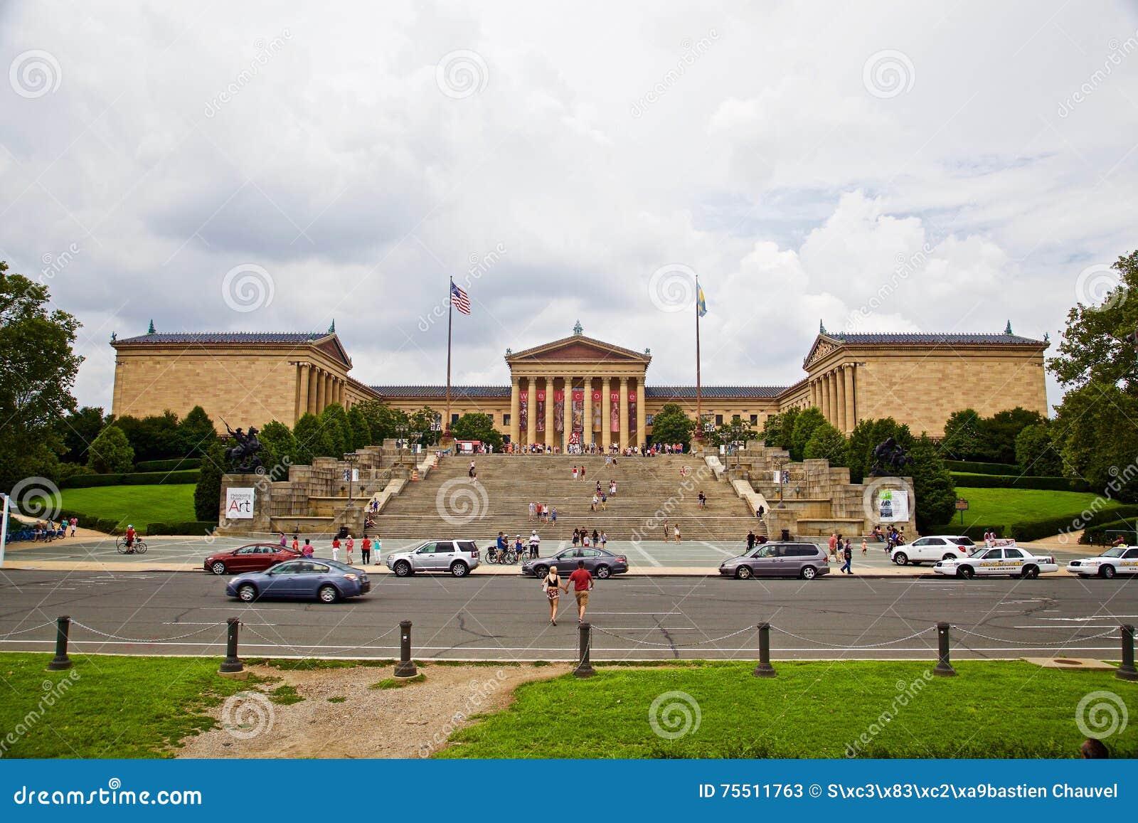 艺术馆,费城美国