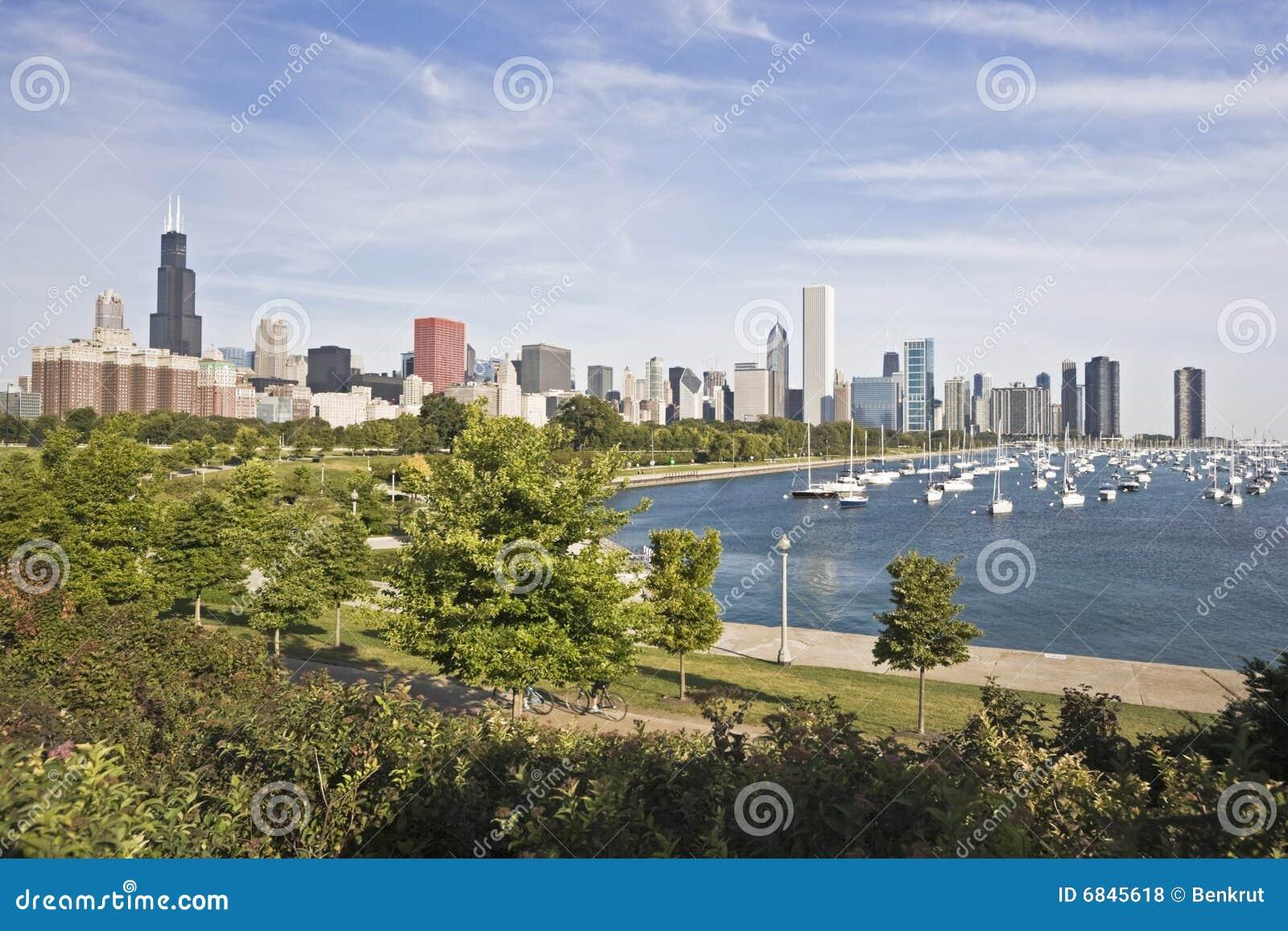 芝加哥全景