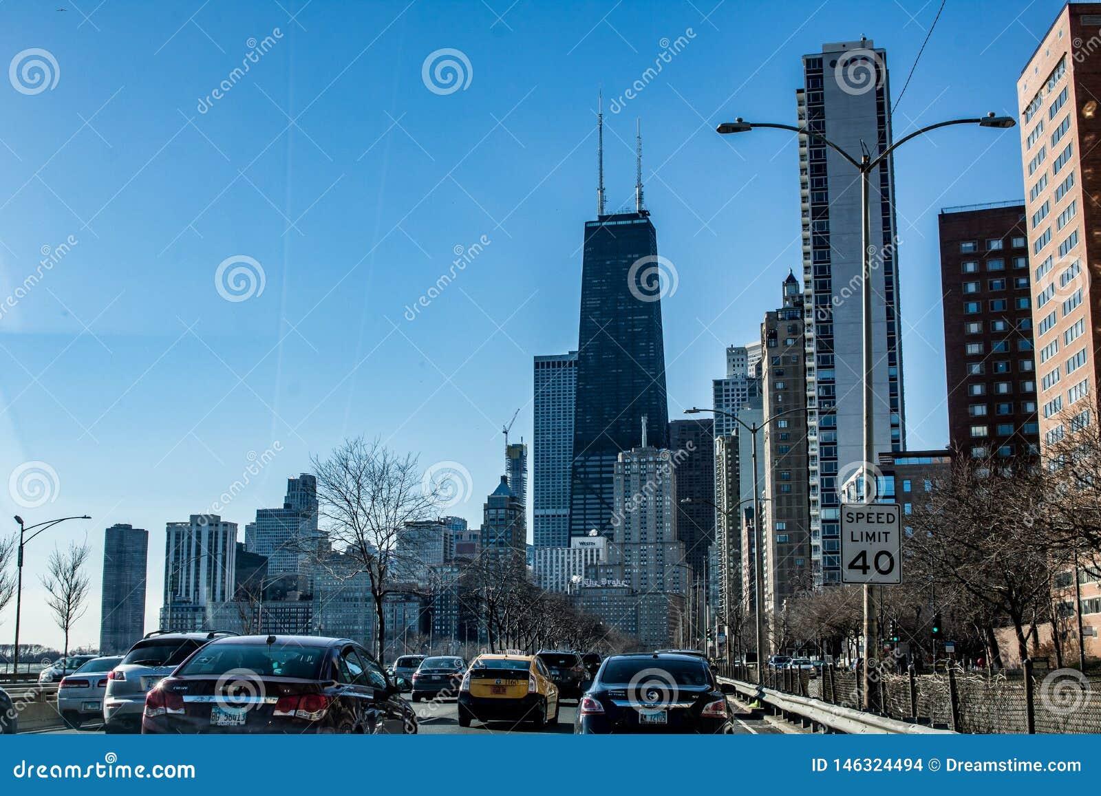 芝加哥地平线美国2019年