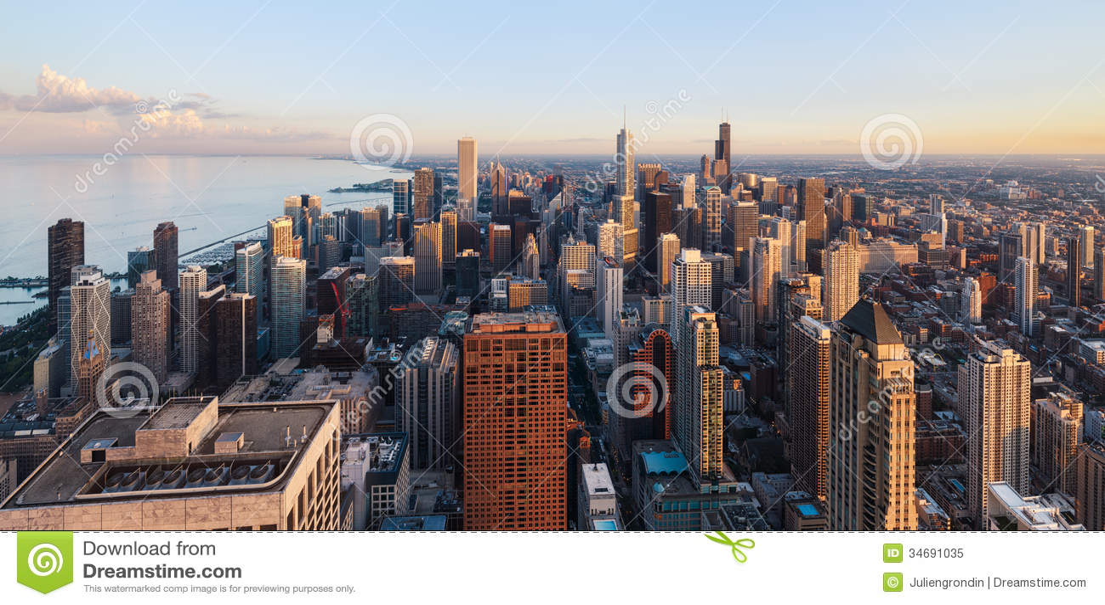 芝加哥地平线