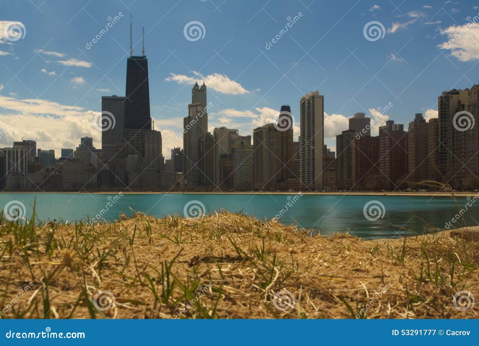 芝加哥海滩