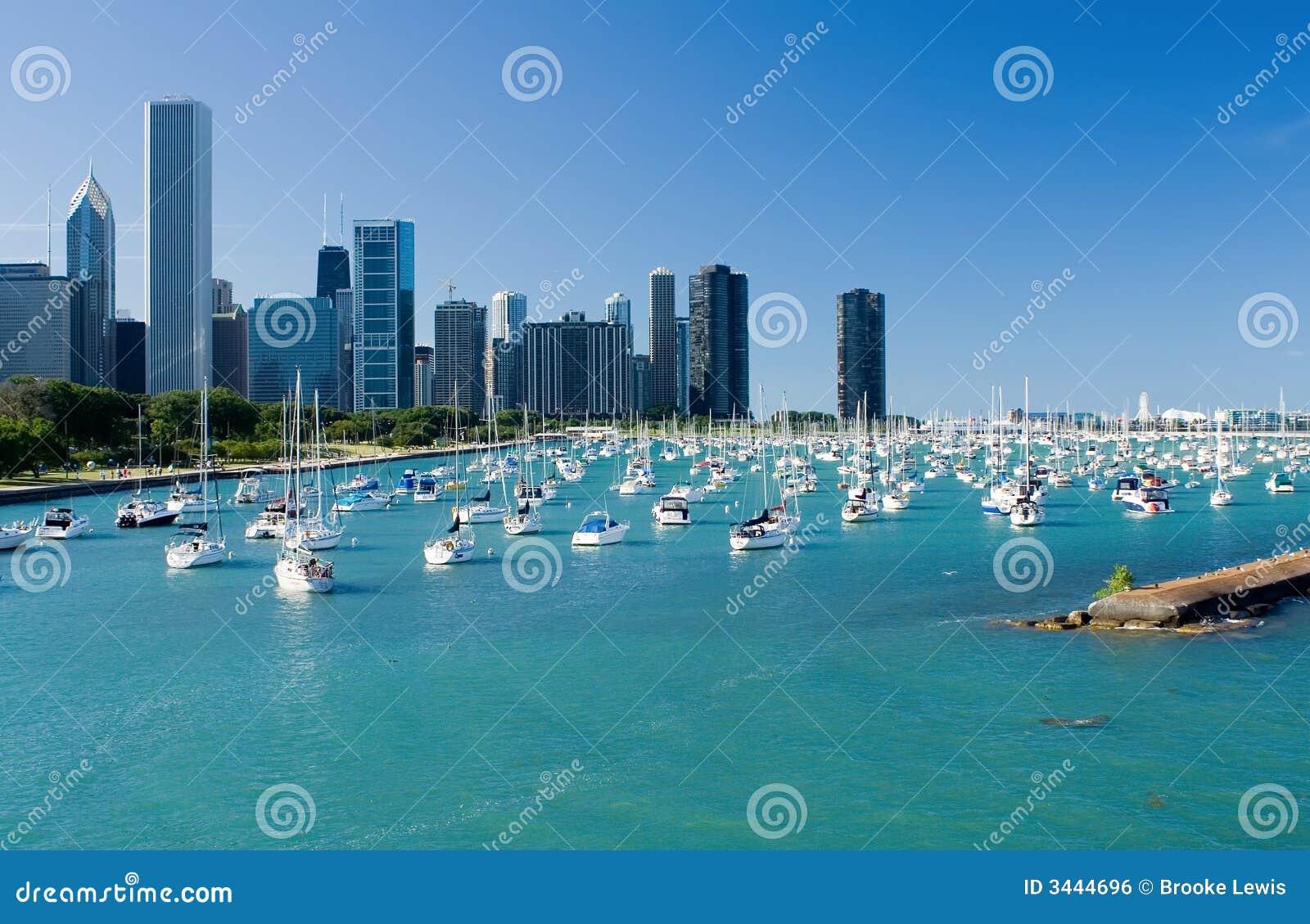 芝加哥港口