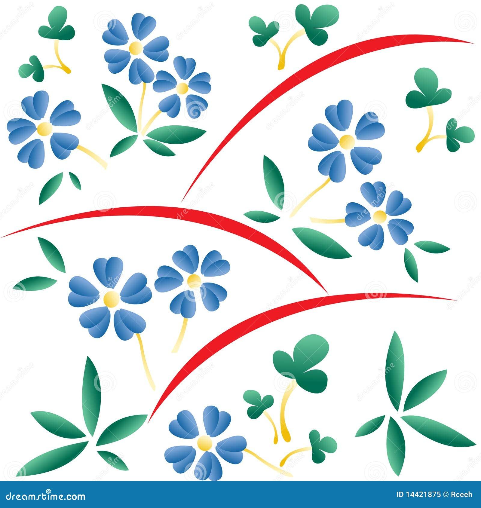 花卉设计图片