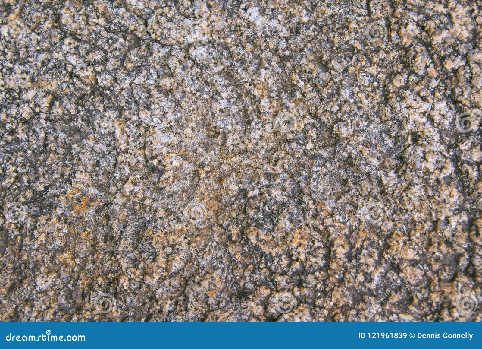 花岗岩岩石特写镜头纹理