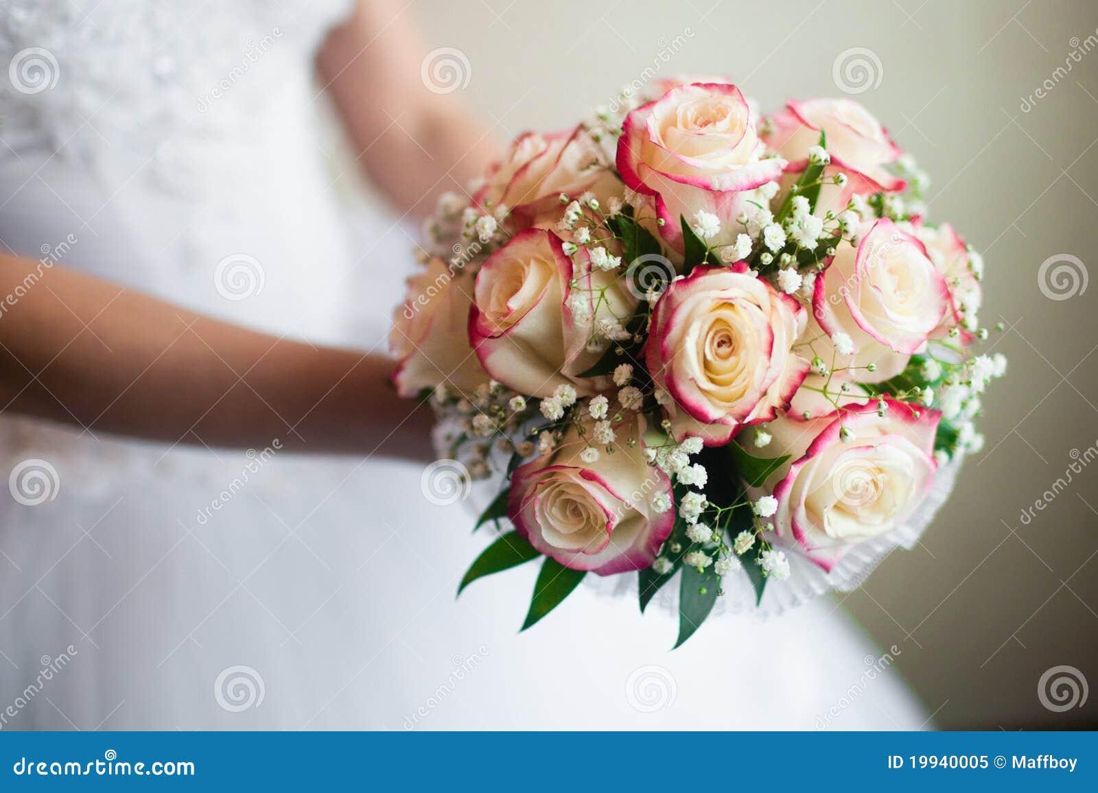 花束新娘婚礼
