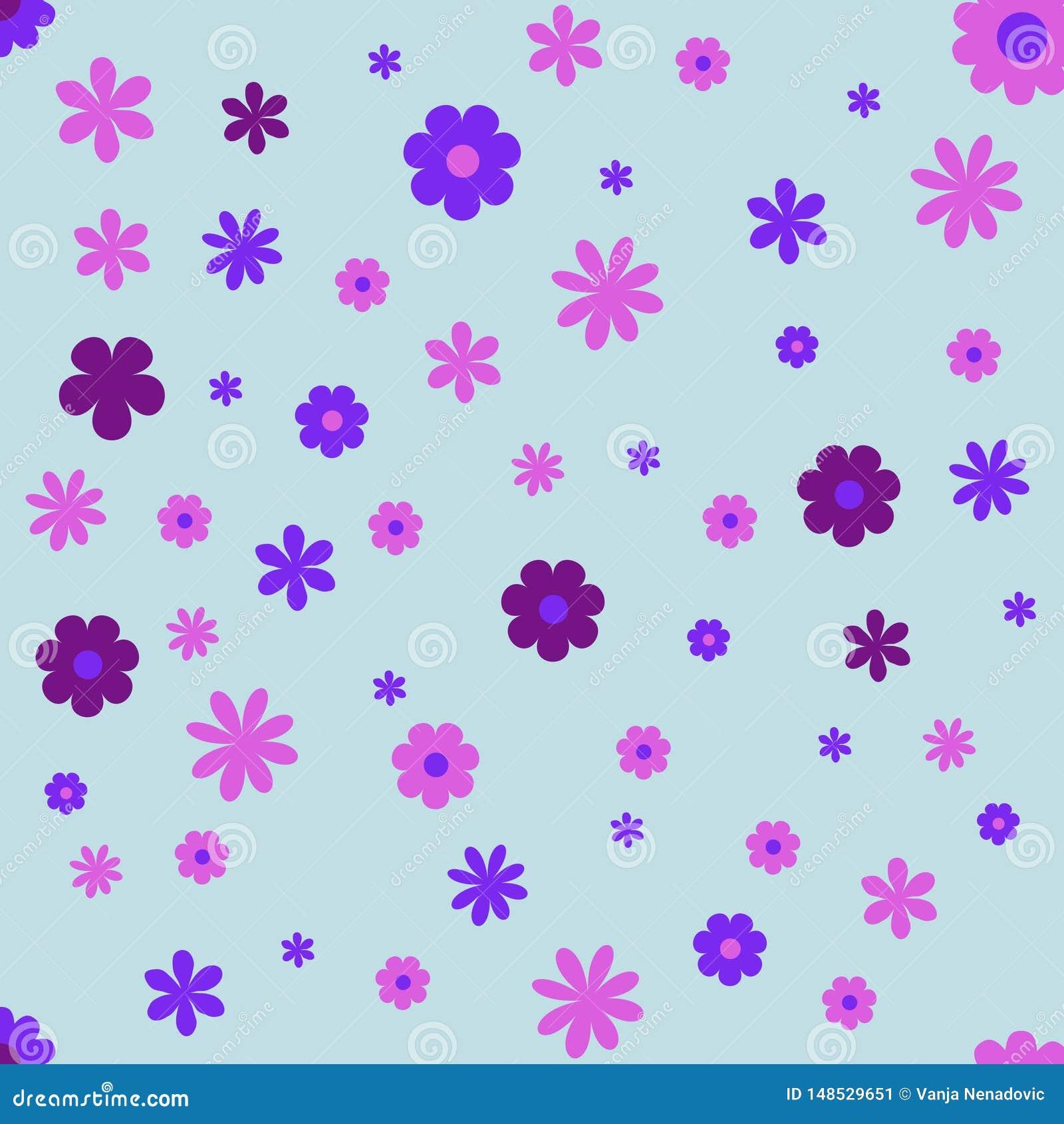 花构筑墙纸背景