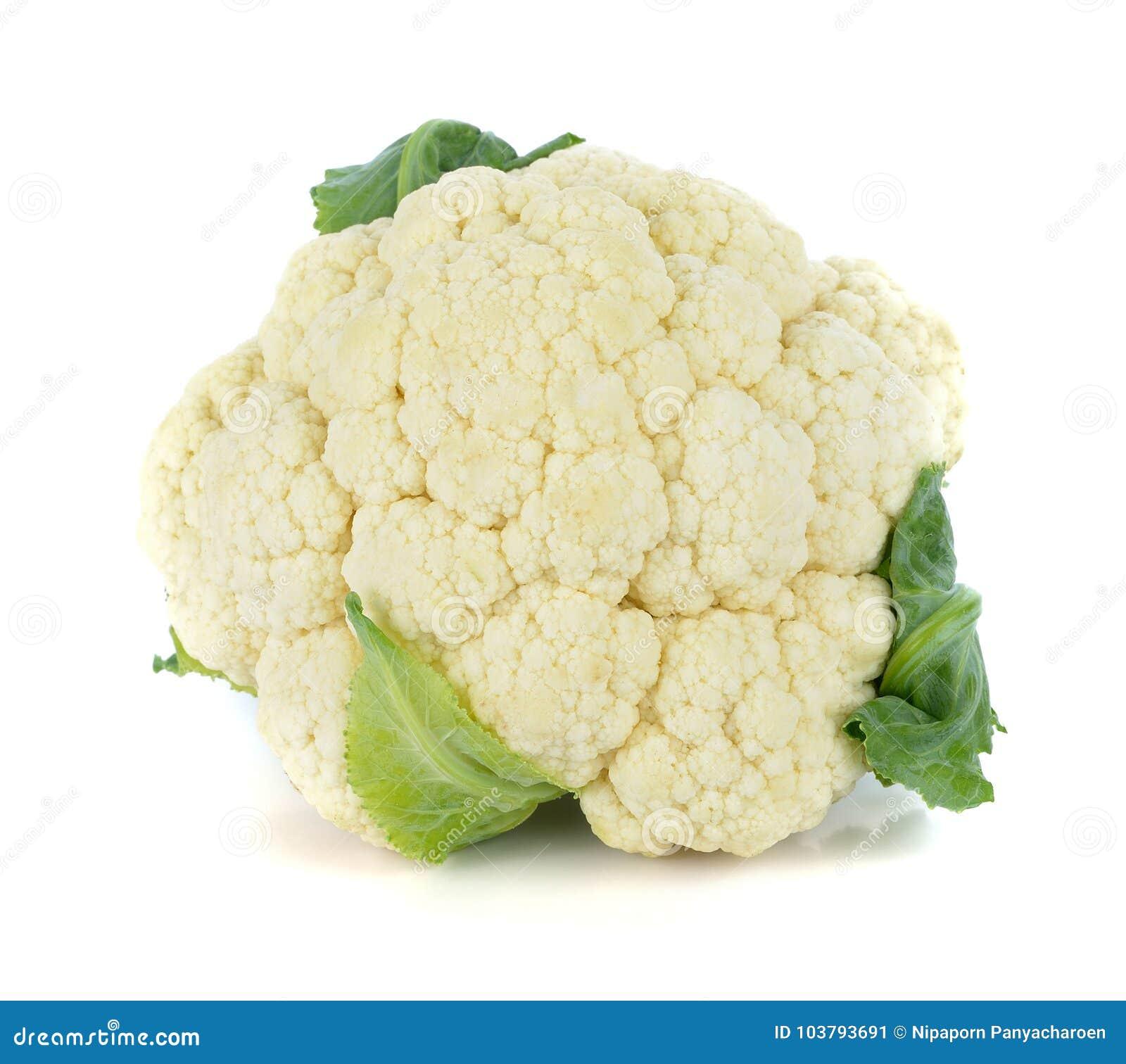 花椰菜查出的白色