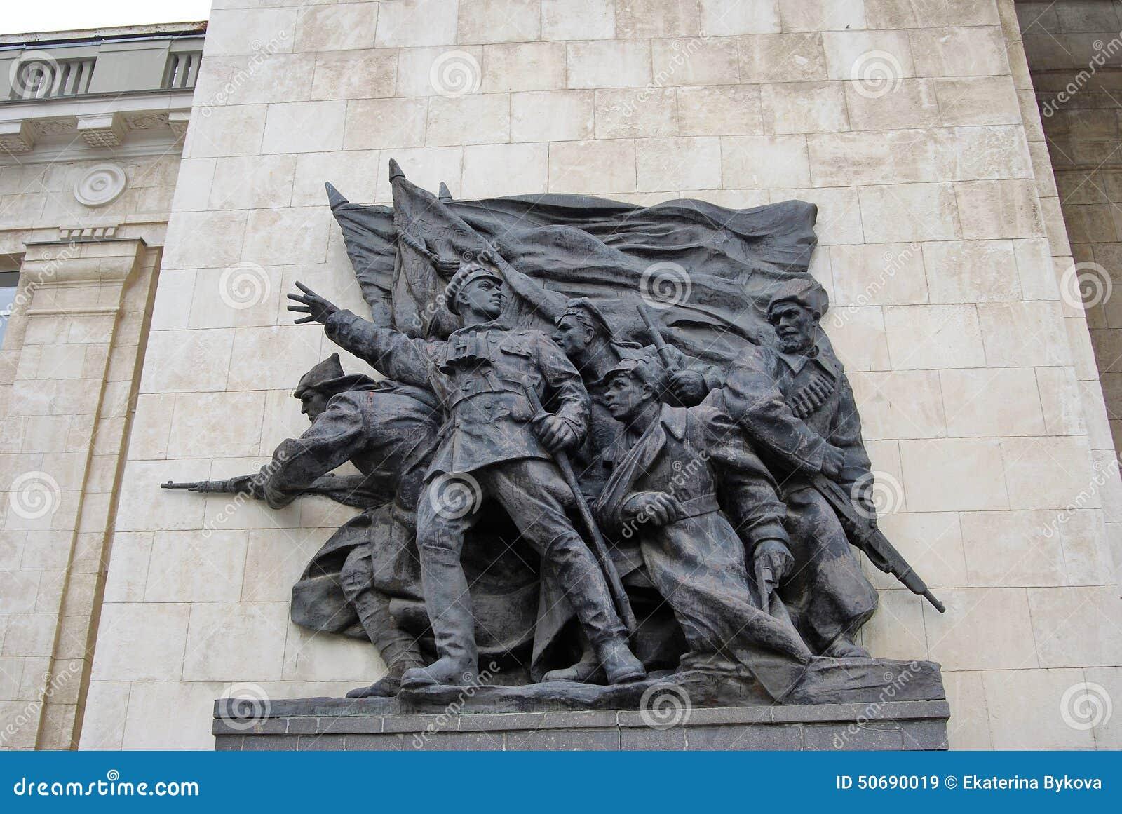 Download 苏联士兵雕塑 库存图片. 图片 包括有 构成, 扶手, 装饰, 军事, 地标, 俄国, 其次, 活动家, 投反对票 - 50690019