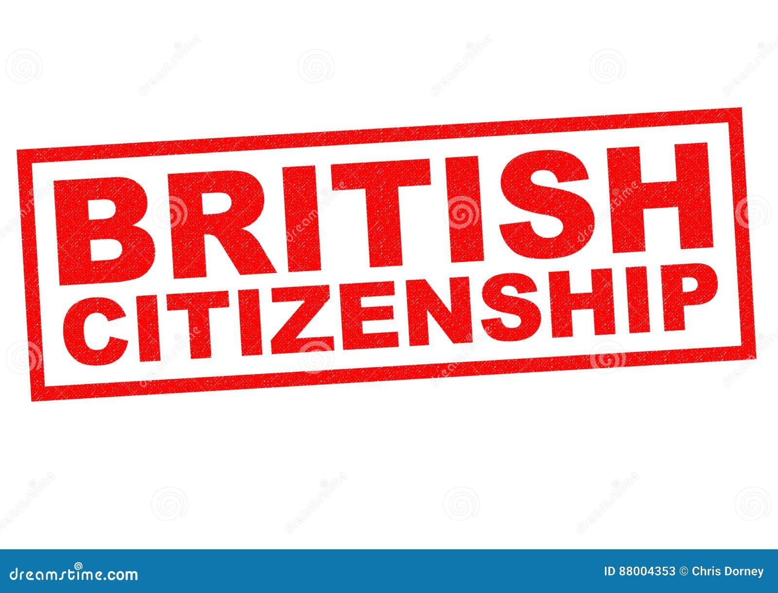 英国公民身份